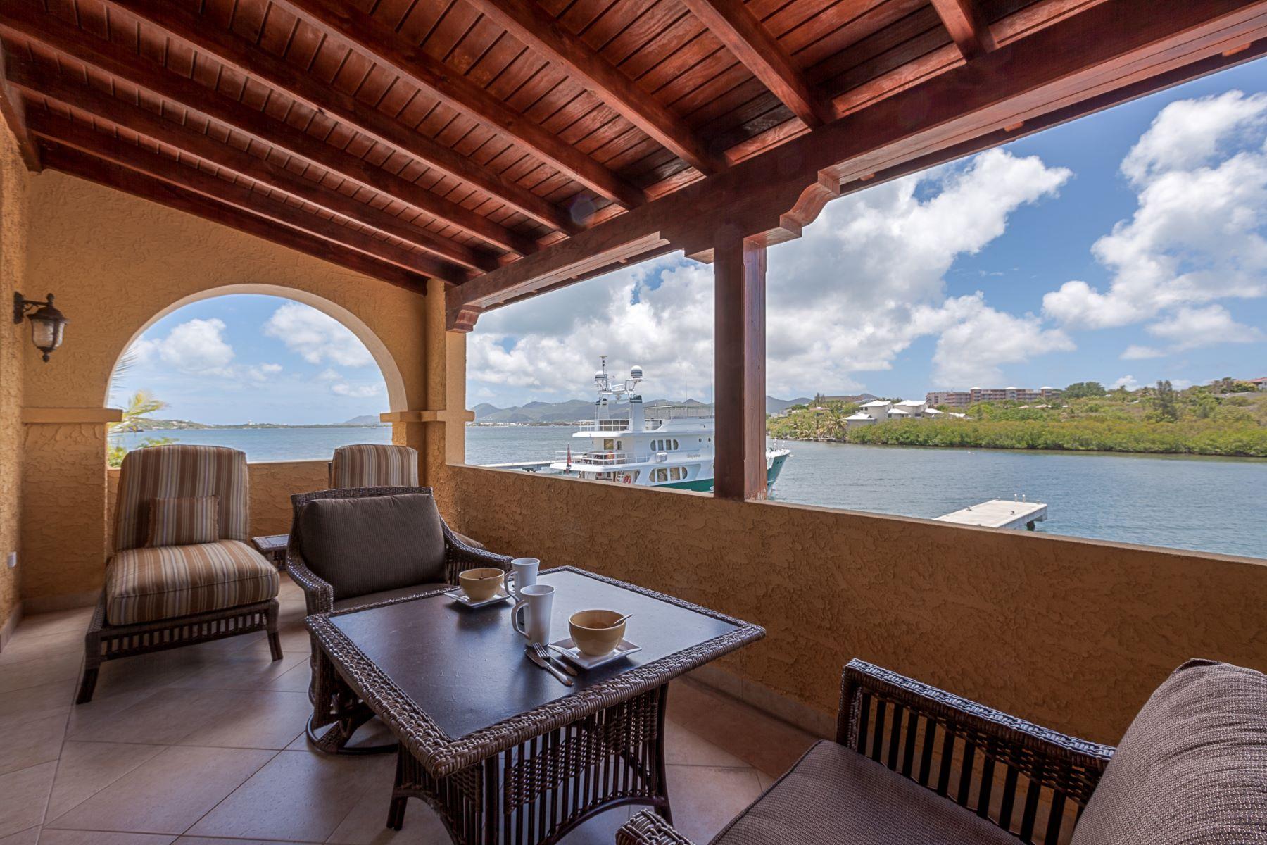 Condominio por un Venta en Marina 360 Cupecoy, St. Maarten