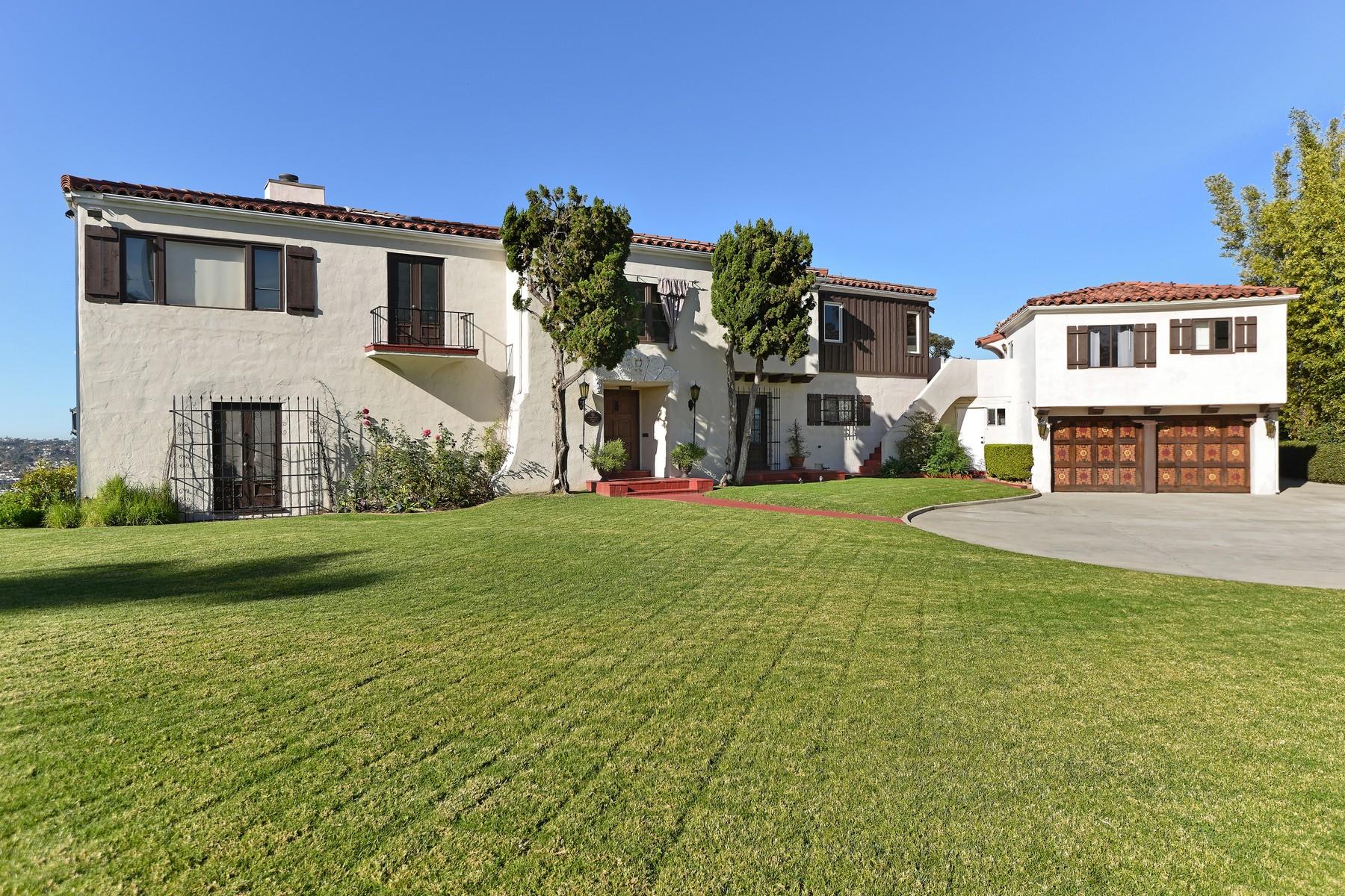 独户住宅 为 销售 在 2335 Juan 圣地亚哥, 加利福尼亚州 92103 美国