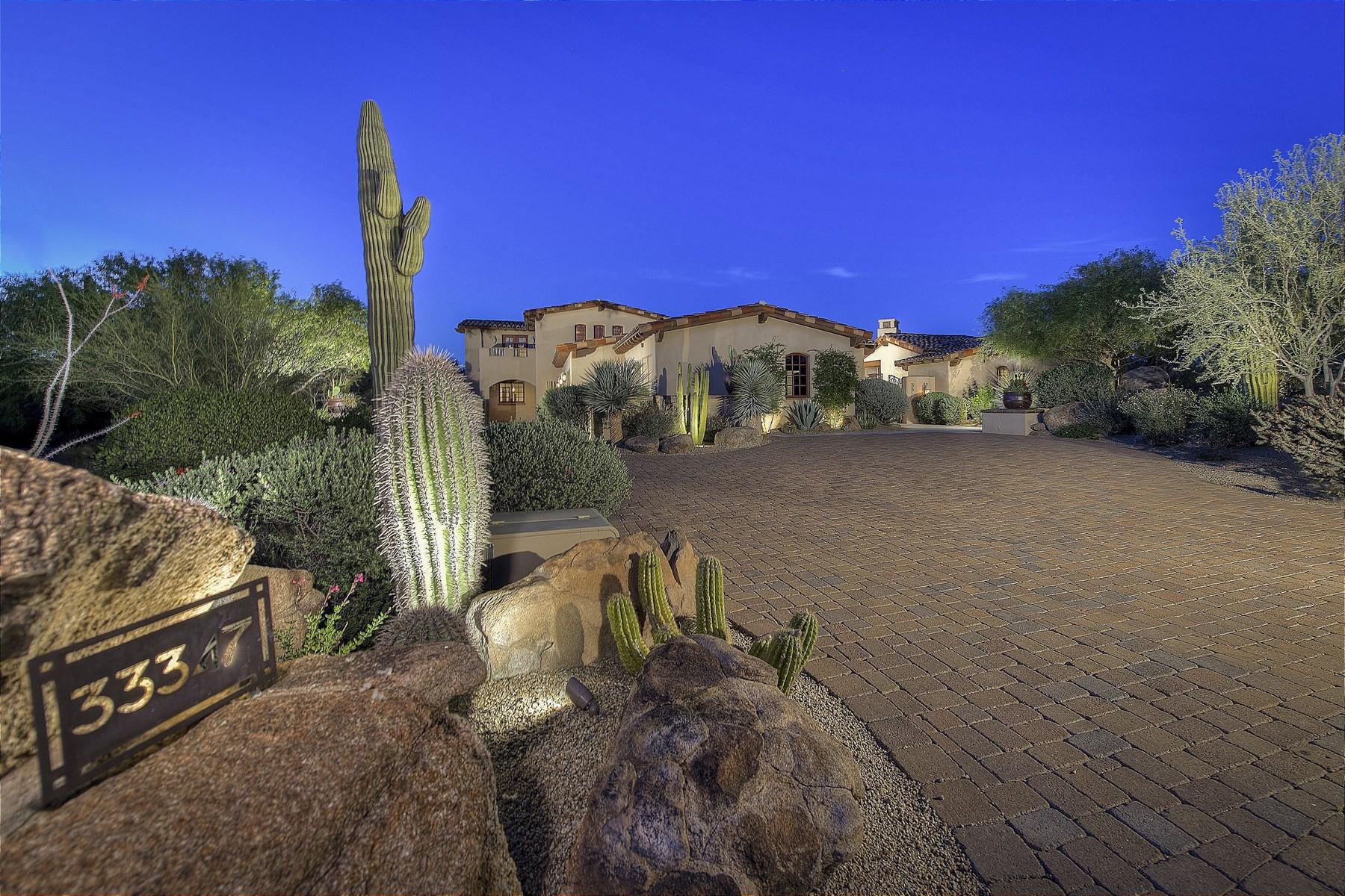 sales property at Elegant retreat in Whisper Rock Estates