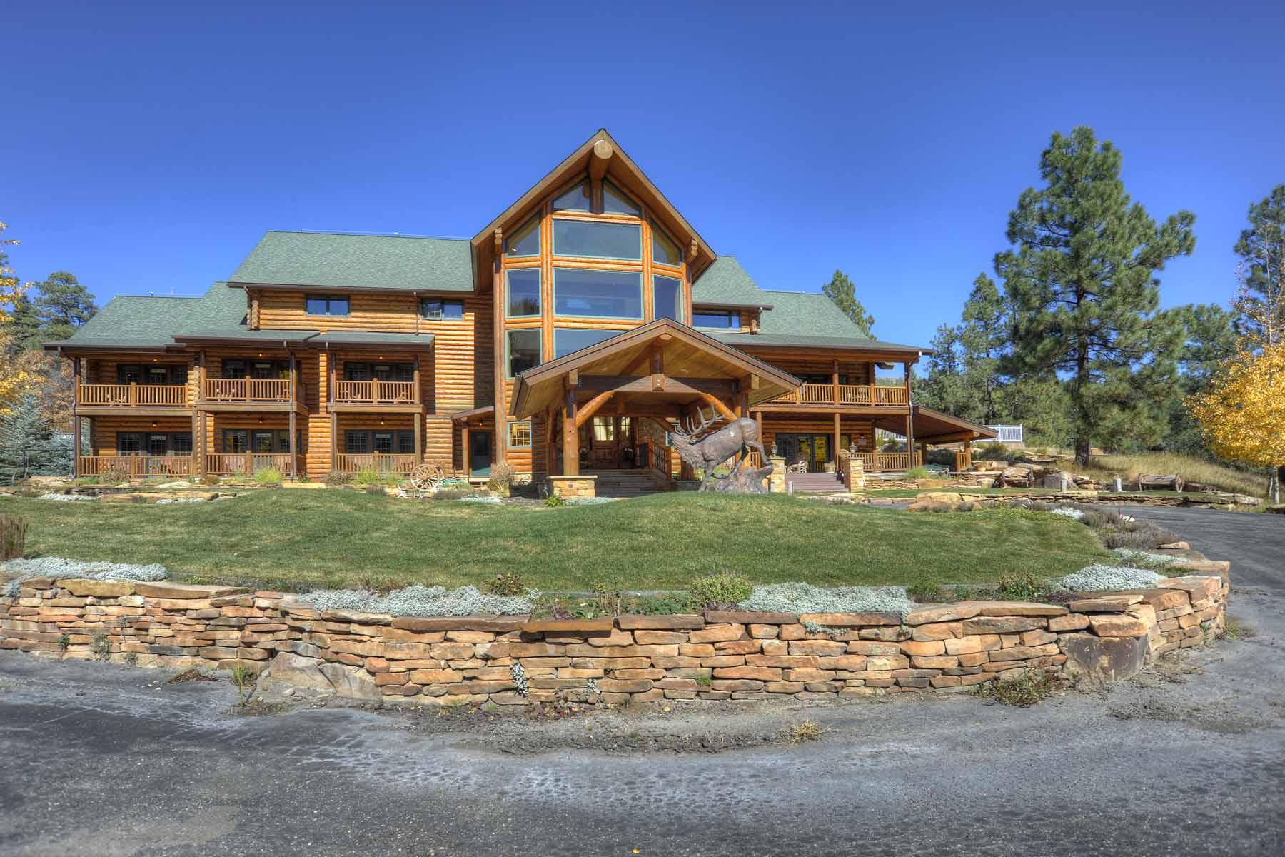 단독 가정 주택 용 매매 에 Retreat at Thunder Ridge 14688 CR 240 Durango, 콜로라도, 81301 미국