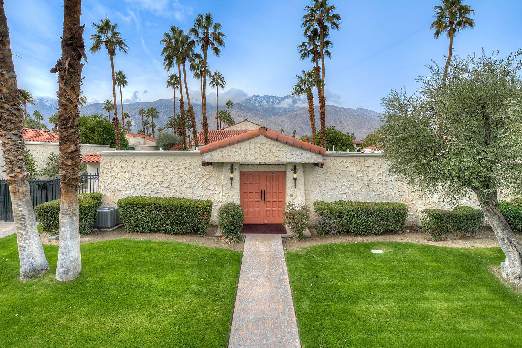 Copropriété pour l Vente à 1833 Araby Dr # 39 Palm Springs, Californie, 92264 États-Unis