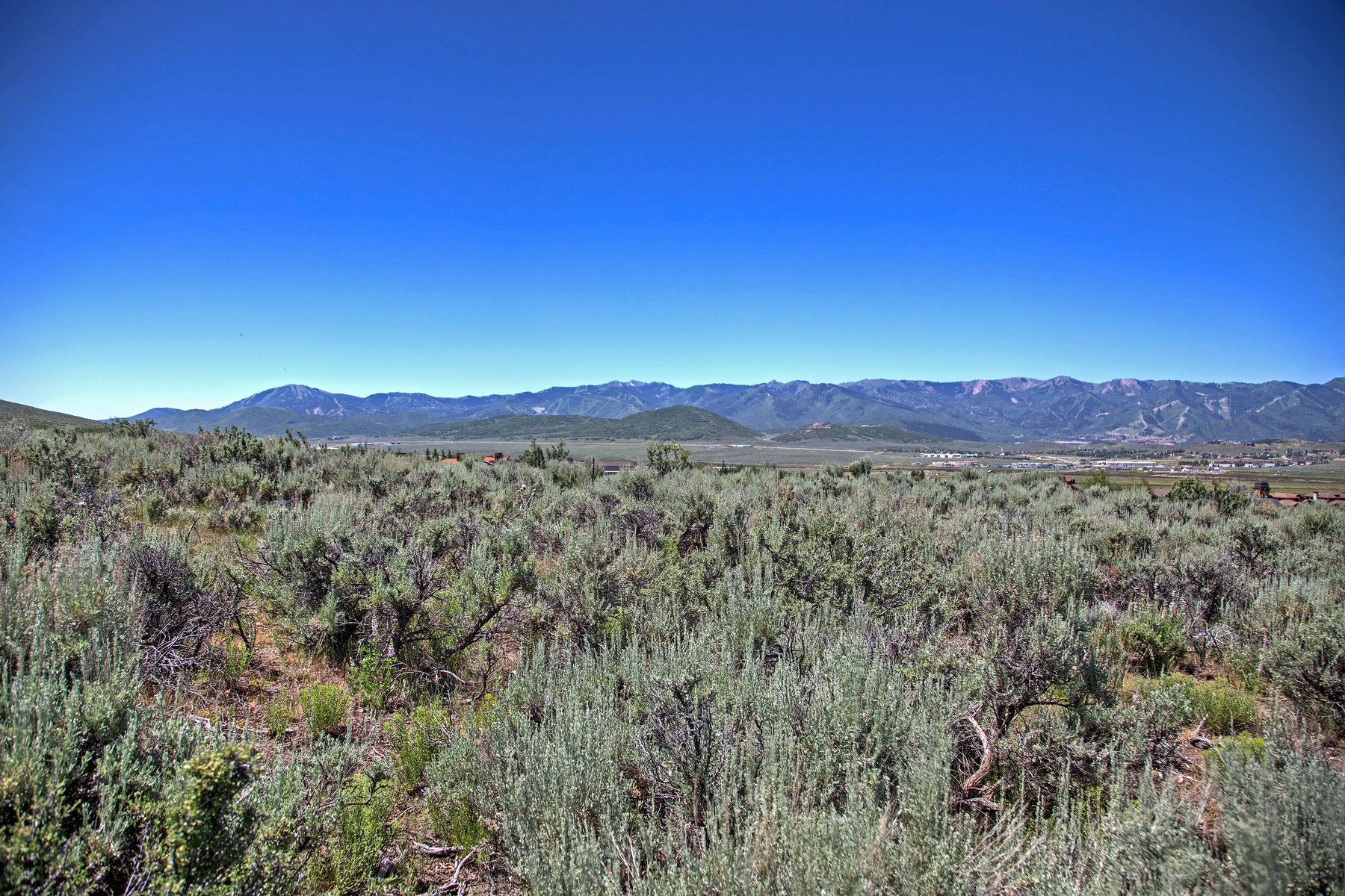 Terrain pour l Vente à Promontory View Lot 2766 Bitterbrush Drive Lot 51 Park City, Utah, 84098 États-Unis