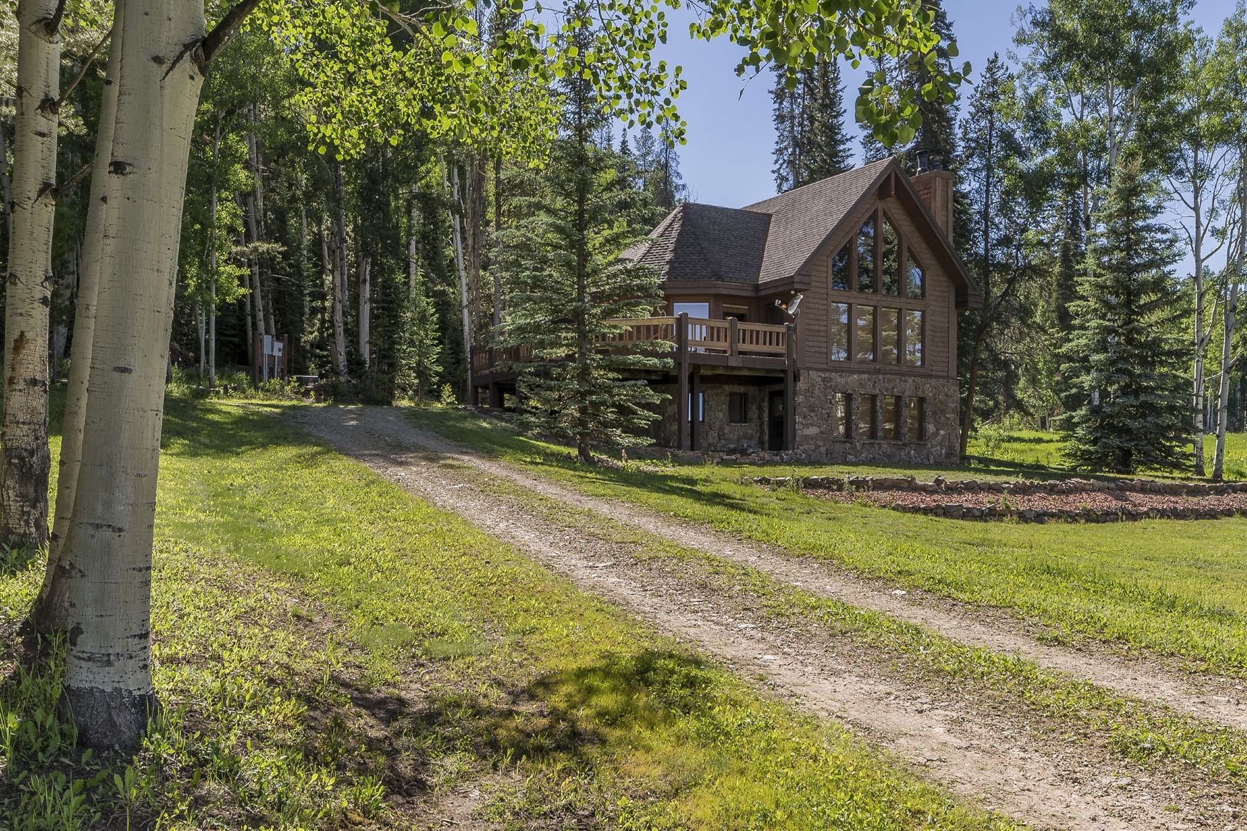 Villa per Vendita alle ore Ranches at Steamboat Lake 60800 Floyd Creek Road Clark, Colorado, 80428 Stati Uniti