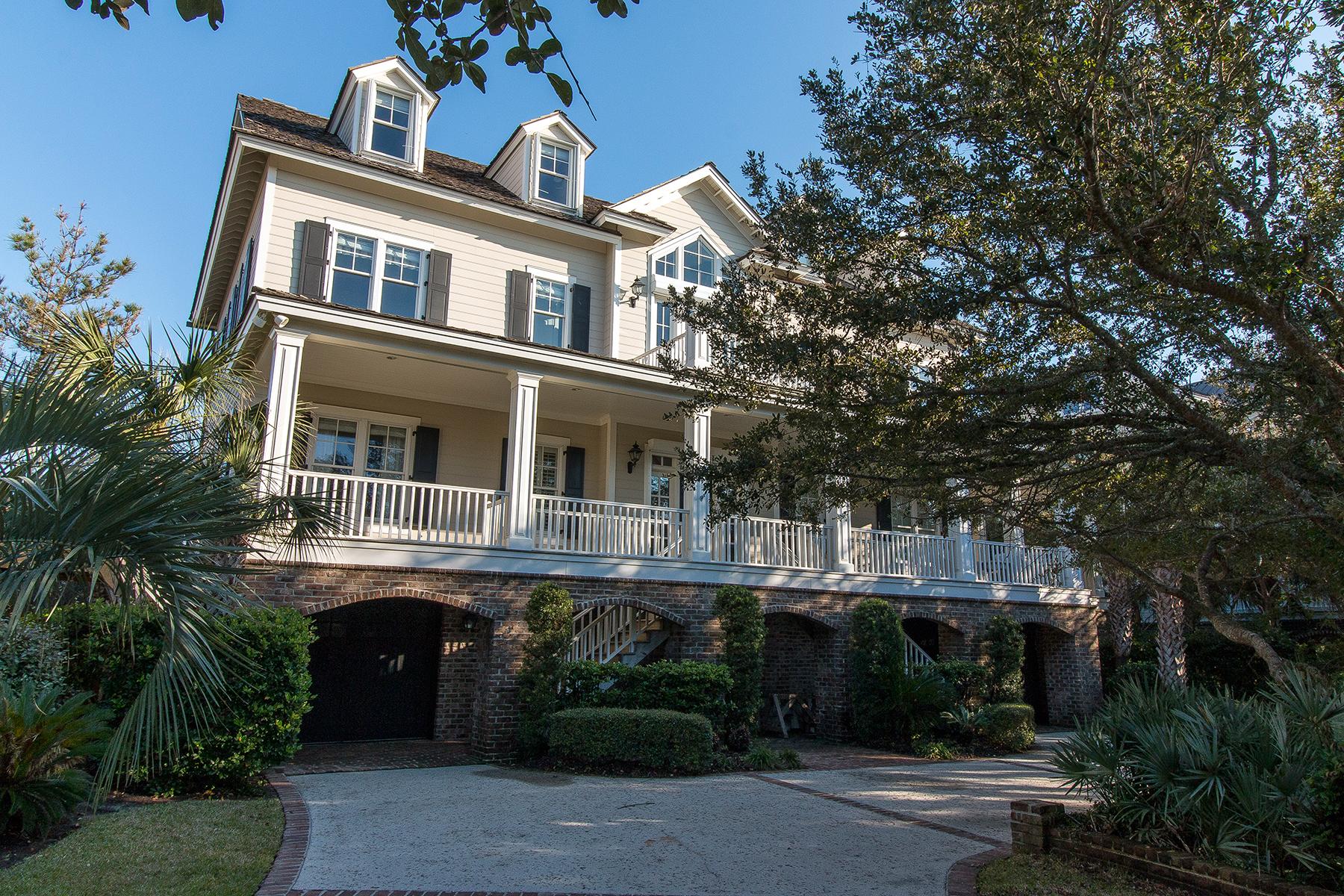 Nhà ở một gia đình vì Bán tại 727 Beach Bridge Road Pawleys Island, Nam Carolina, 29585 Hoa Kỳ