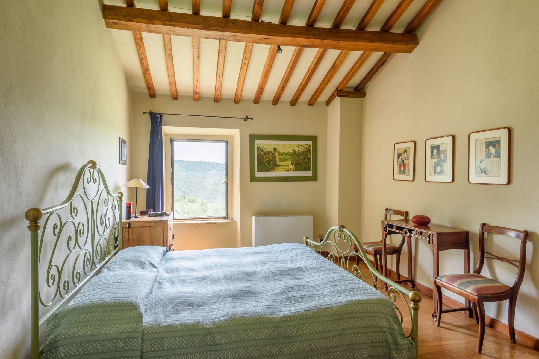 Additional photo for property listing at Country retreat in Chianti Aretino Pergine Valdarno, Arezzo Italia