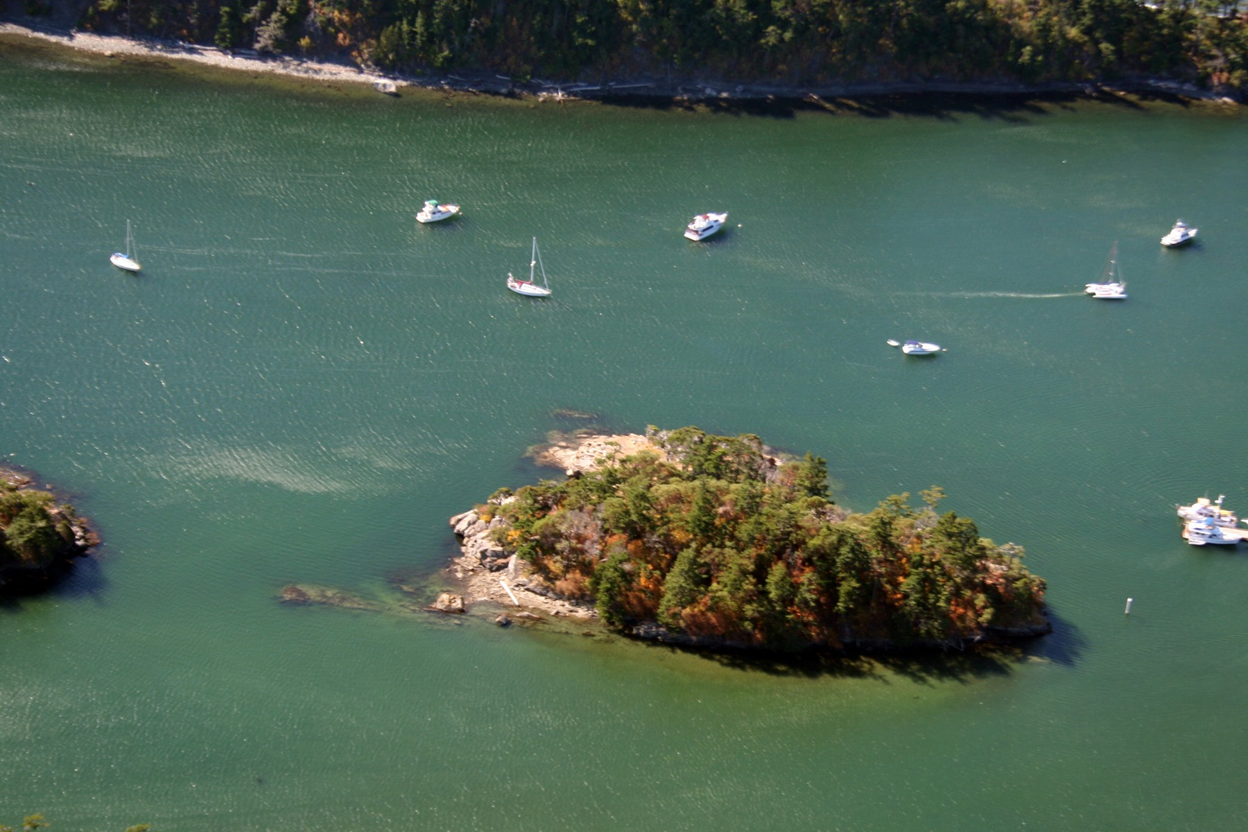 Land for Sale at Private Island in the Sucia Islands Harndon Island Eastsound, Washington 98245 United States