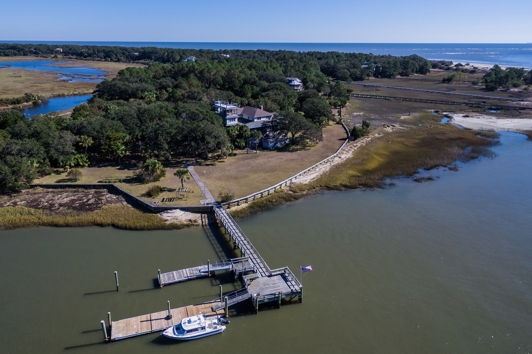sales property at 171 Dewees Inlet Drive