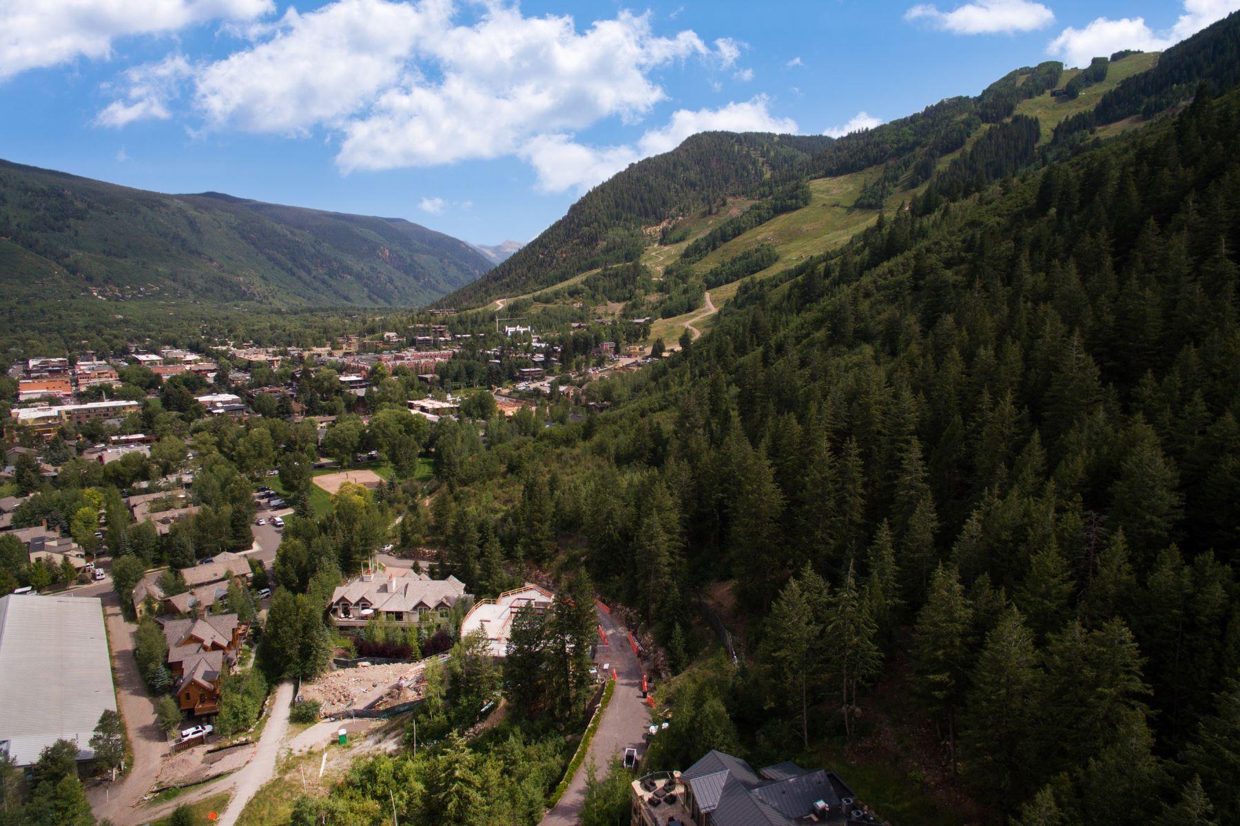 토지 용 매매 에 Second Street #1 333 South Second Street Homesite #1 Aspen, 콜로라도, 81611 미국