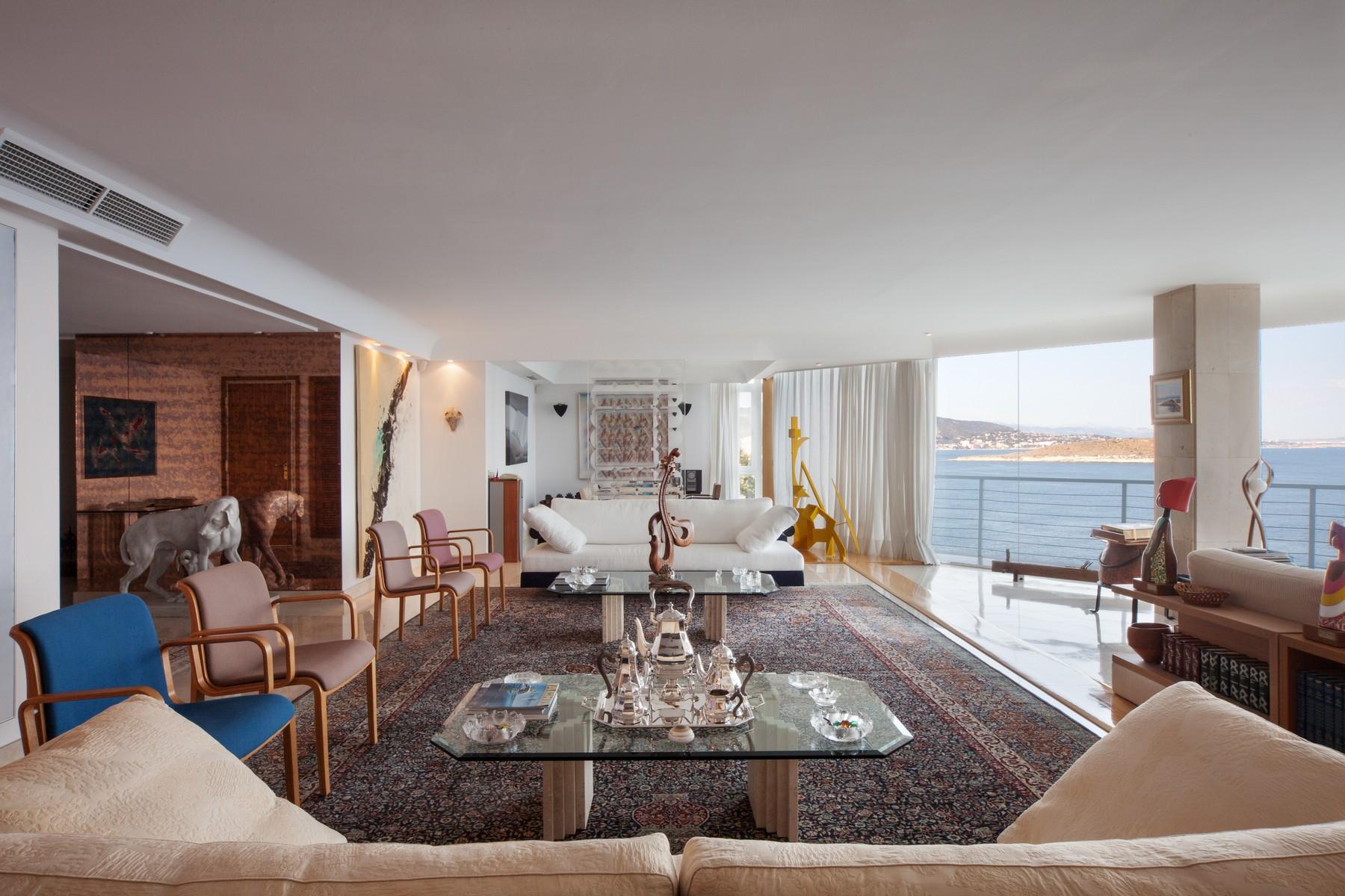 Casa Unifamiliar por un Venta en Stunning penthouse in Cala Vinyes Palma Nova, Mallorca, 07184 España