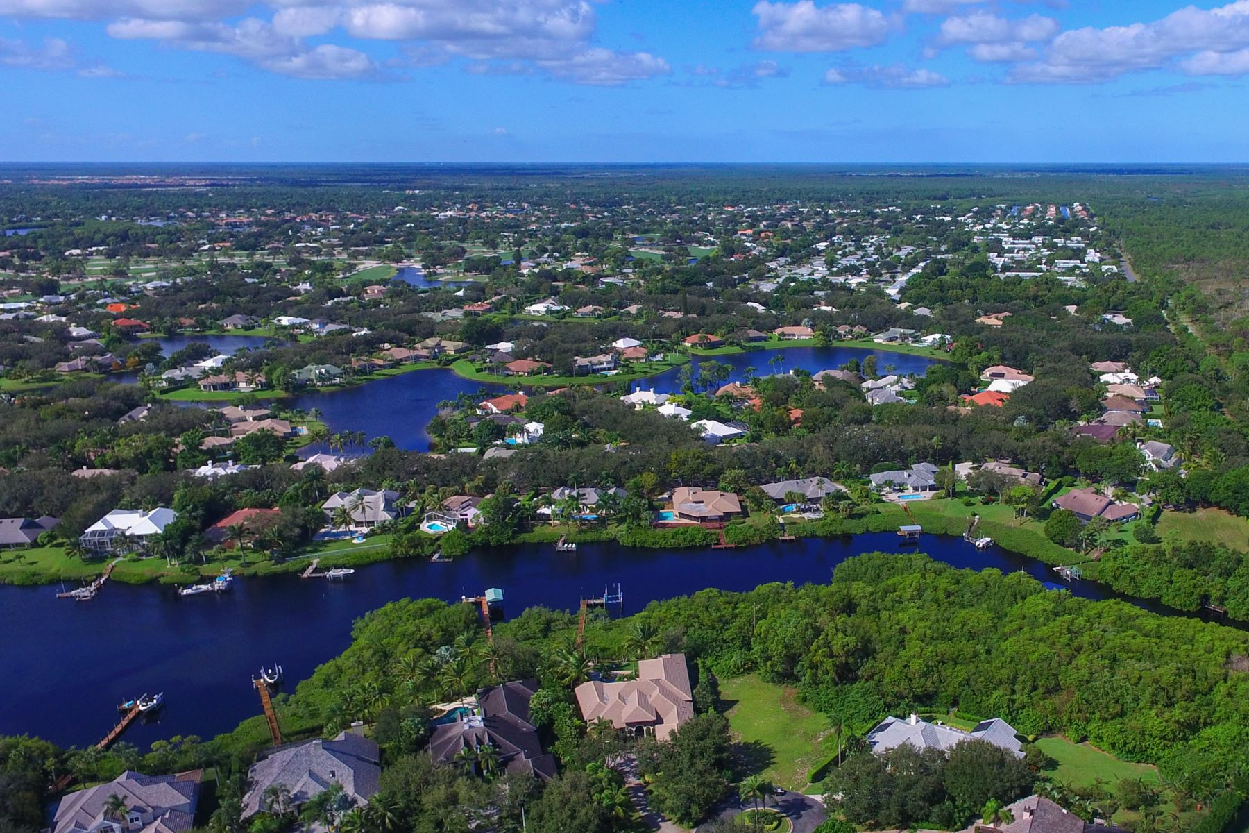 Single Family Home for Sale at 18444 SE Heritage Drive Heritage Oaks, Tequesta, Florida, 33469 United States