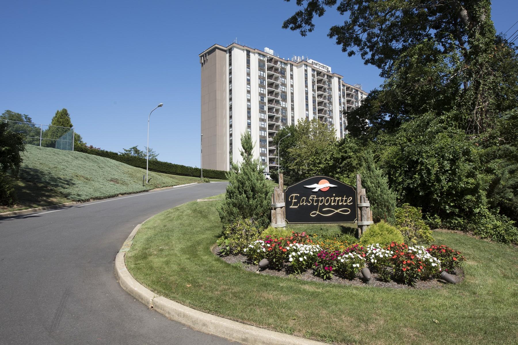共管式独立产权公寓 为 销售 在 Eastpointe Condominiums 1 Scenic Drive. #408 Highlands, 新泽西州 07732 美国