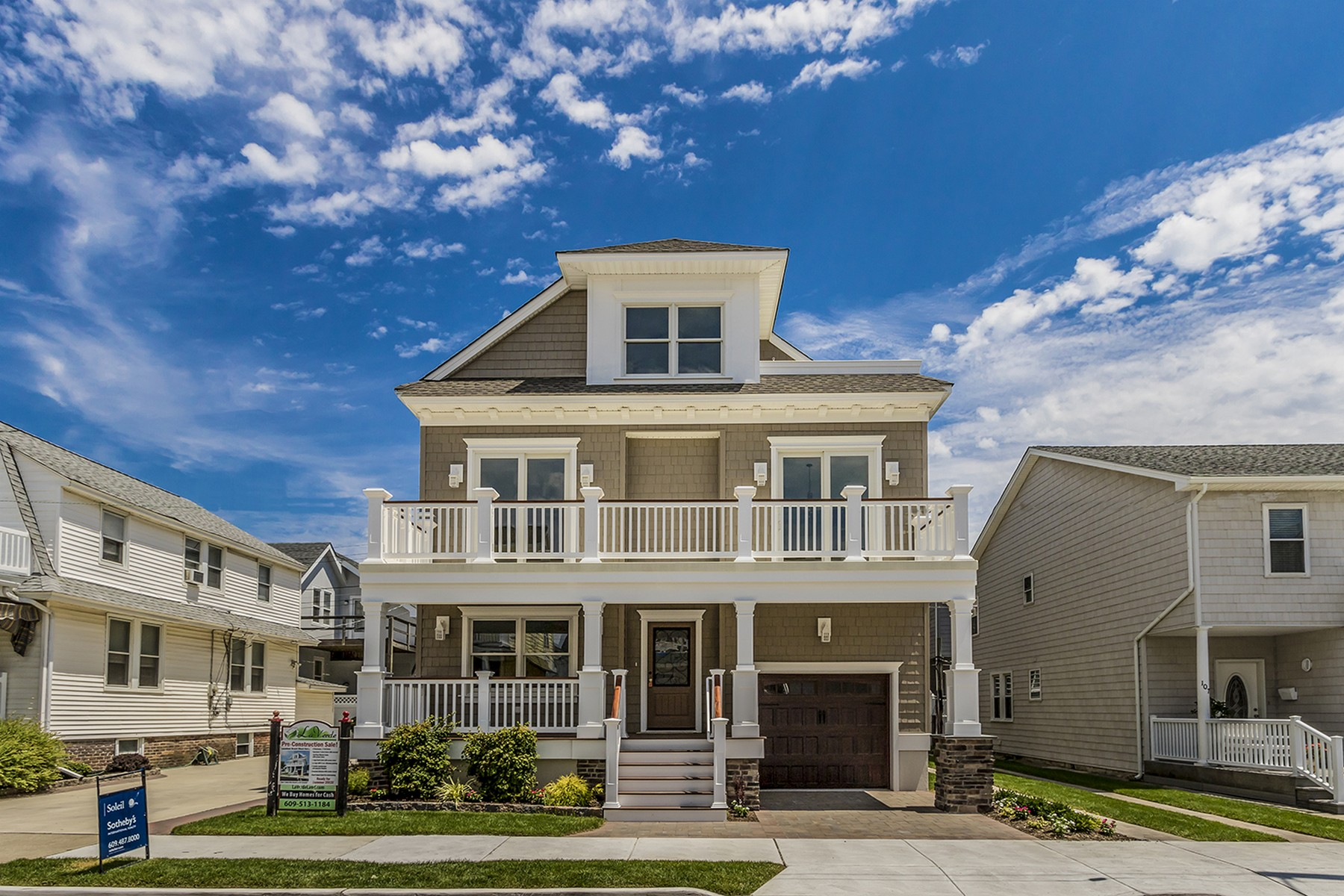 Single Family Home for Sale at 105 S Troy Ave. Ventnor, New Jersey 08406 United States