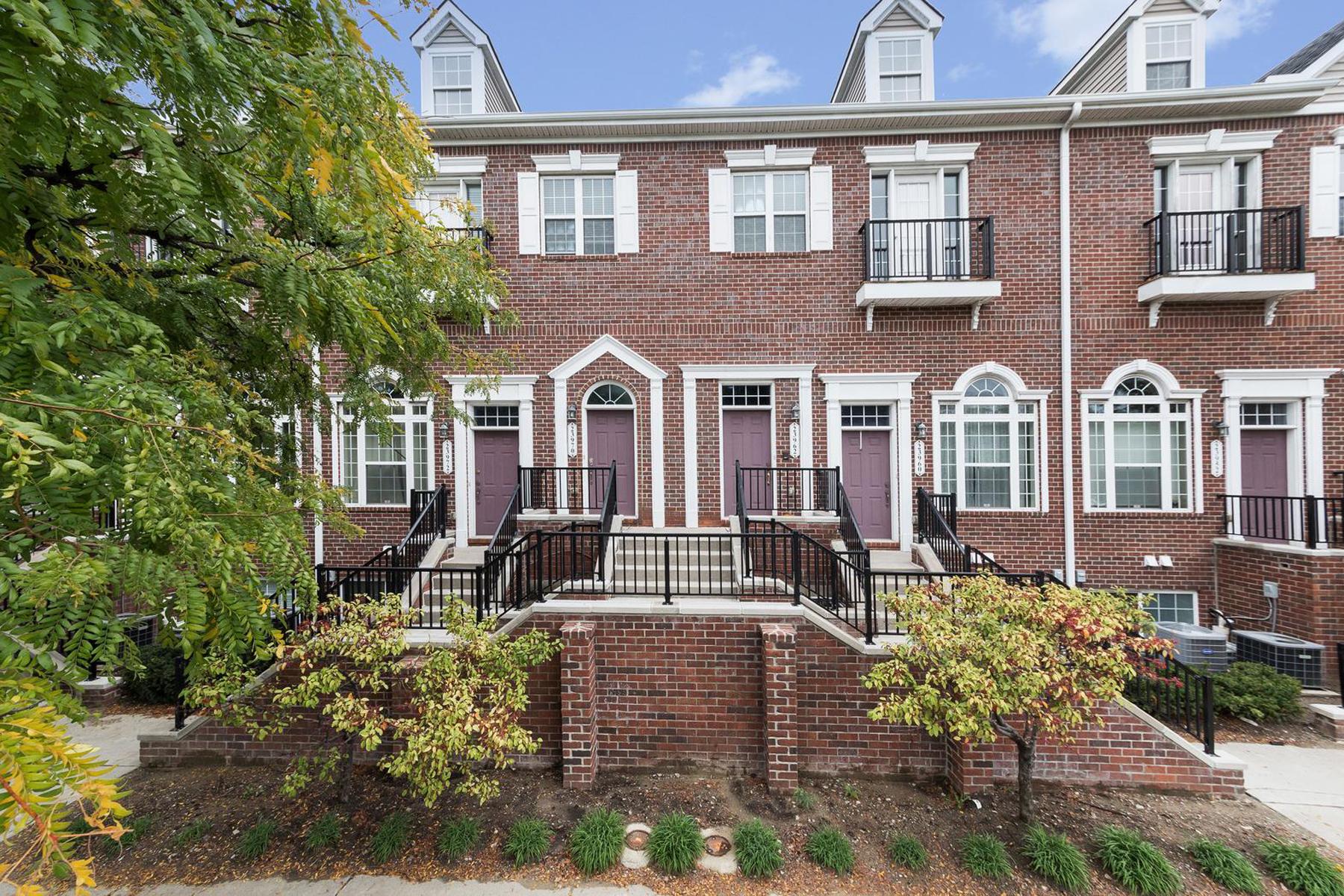 Condominium for Sale at Pleasant Ridge 23962 Woodward Avenue Pleasant Ridge, Michigan, 48069 United States