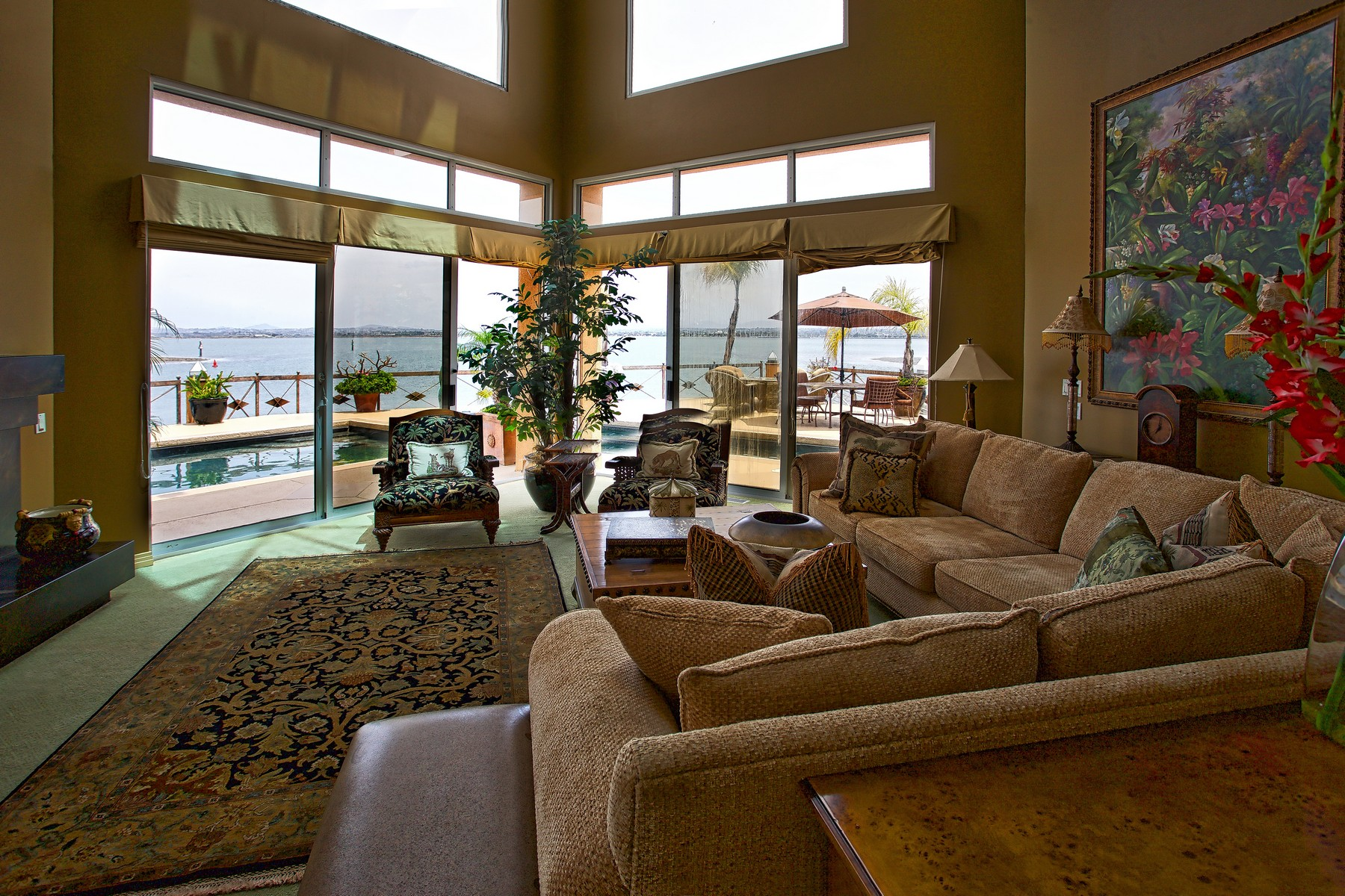 Additional photo for property listing at 3 Blue Anchor Cay Road  Coronado, Калифорния 92118 Соединенные Штаты