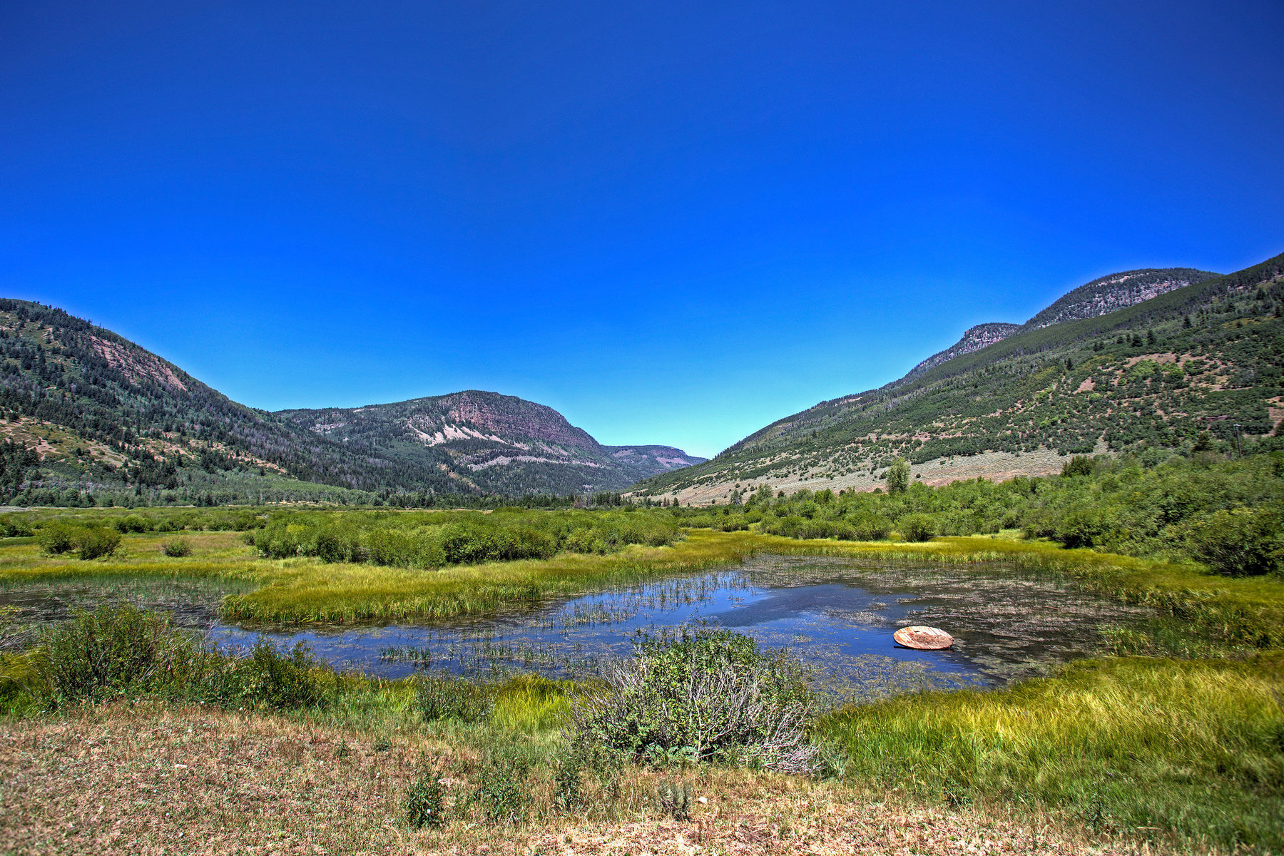 sales property at Defa's High Uinta 155 Acre Ranch