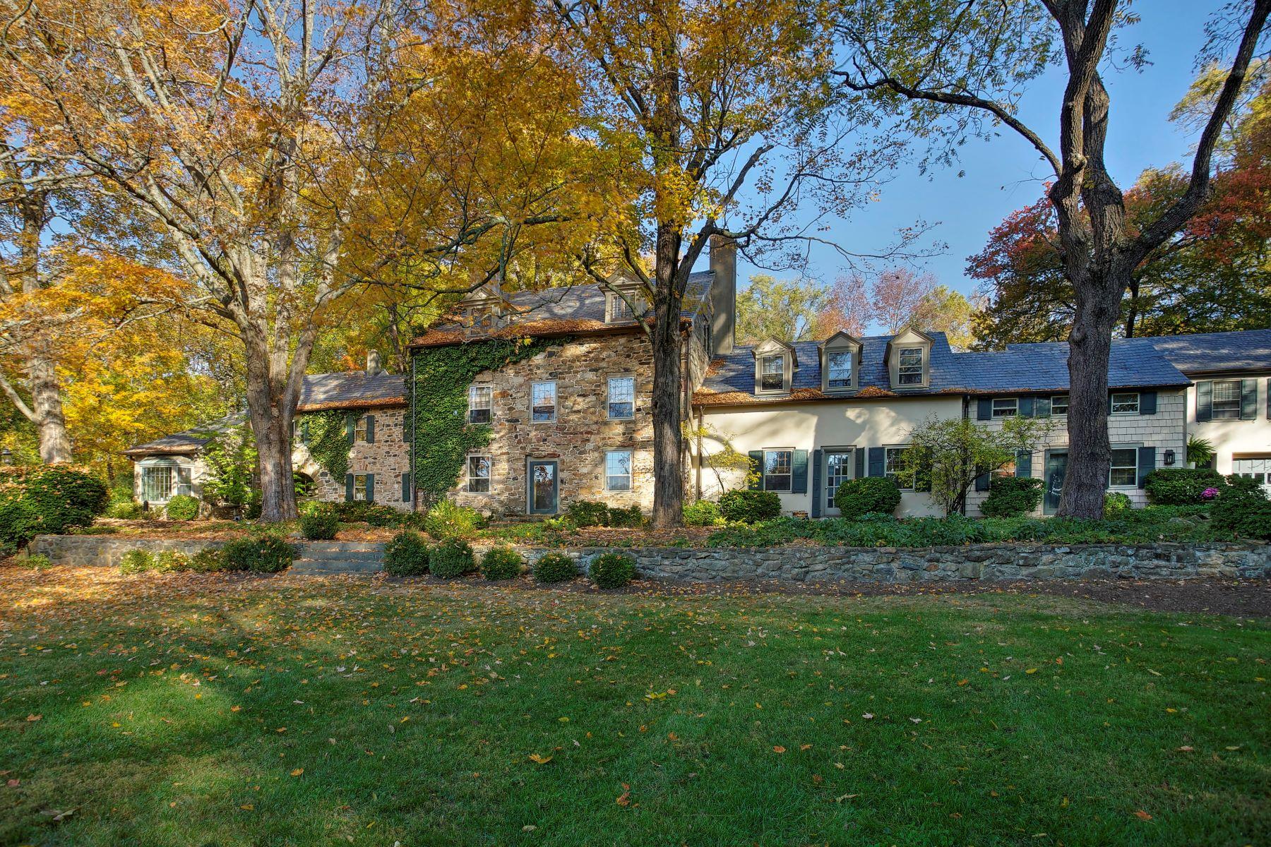 Maison unifamiliale pour l Vente à Share the Heritage 6 Stone House Road Mendham Township, New Jersey, 07945 États-Unis