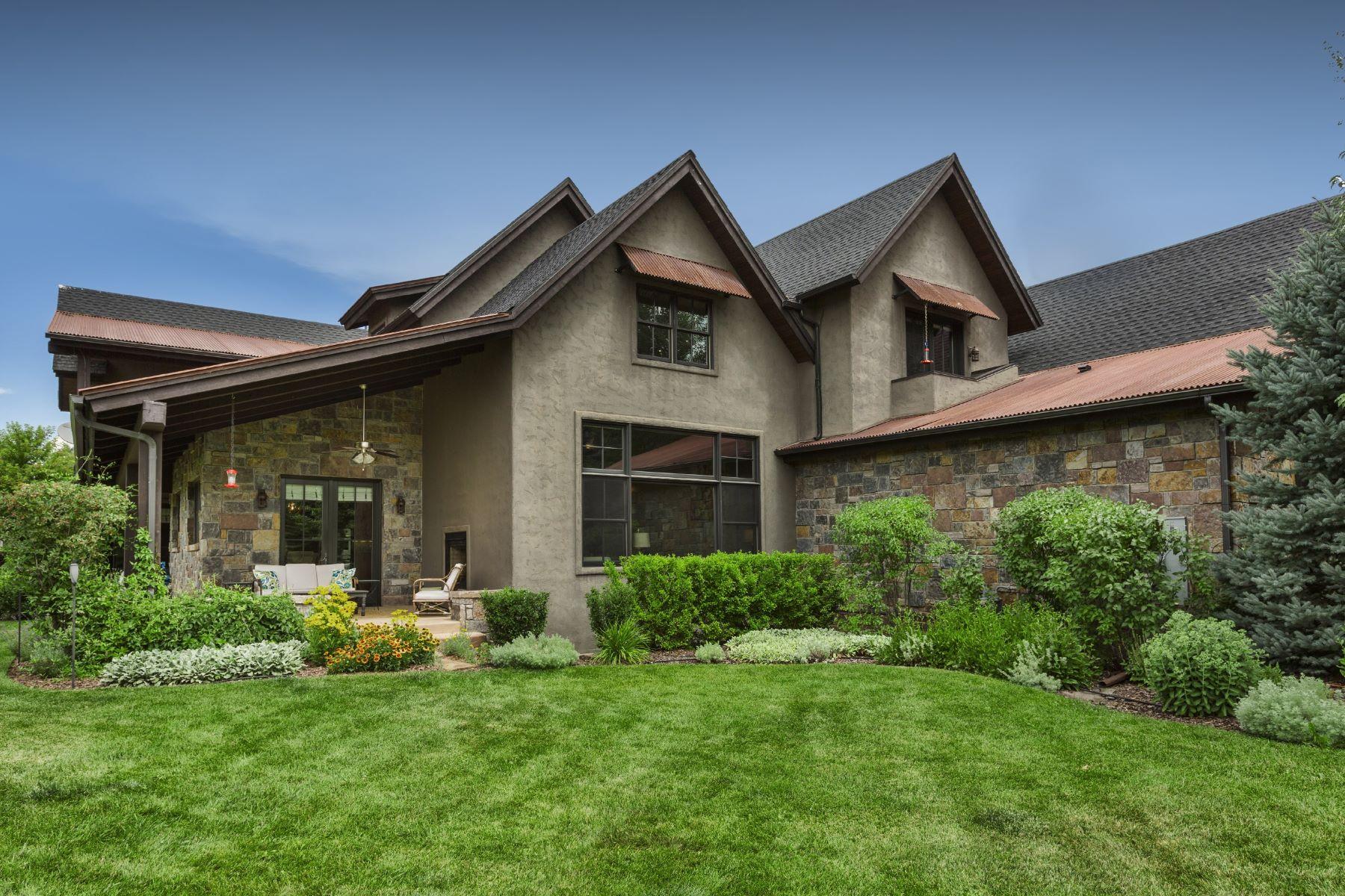 Duplex pour l Vente à Spacious Home 289 Sweetgrass Drive Carbondale, Colorado, 81623 États-Unis