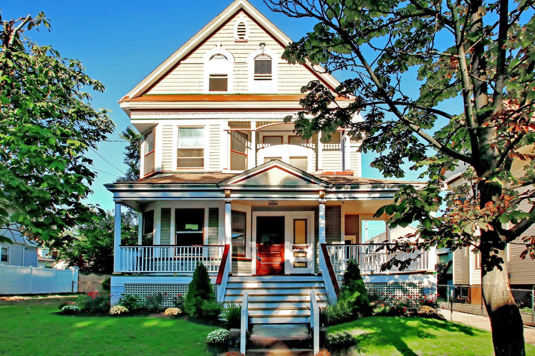 Casa Unifamiliar por un Venta en Historic Victorian in the Heart of Forest Hills 614-618 Highland Ave Newark, Nueva Jersey 07104 Estados Unidos