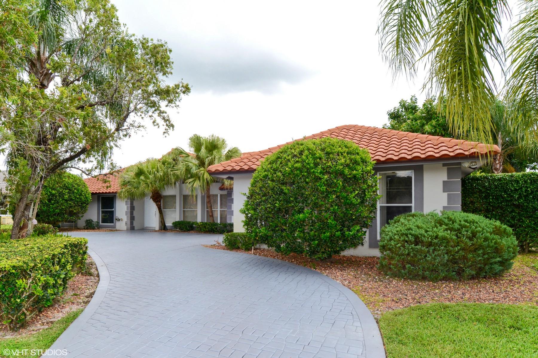 Vivienda unifamiliar por un Venta en 2085 Greenview Cove 2085 Greenview Cove Drive Wellington, Florida, 33414 Estados Unidos