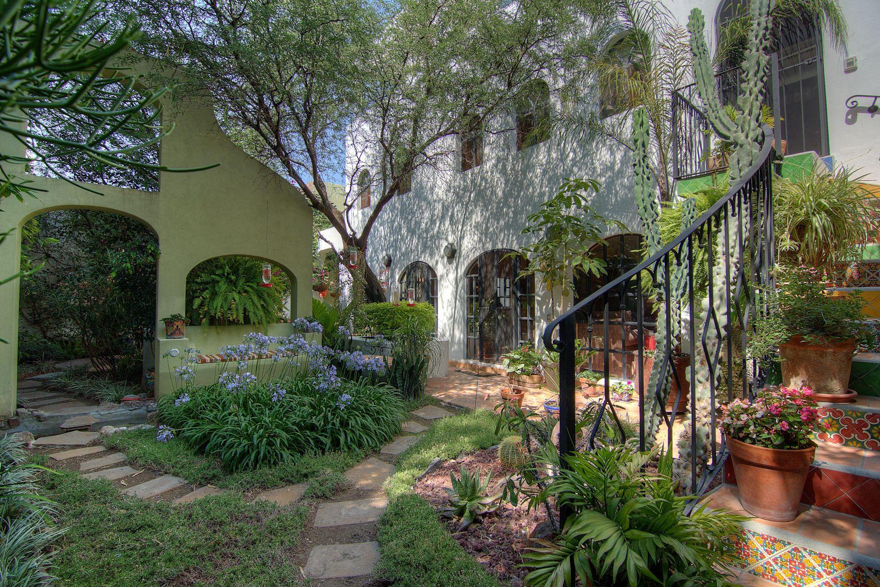獨棟家庭住宅 為 出售 在 Casa Bello Jardin San Miguel De Allende, Guanajuato, 墨西哥