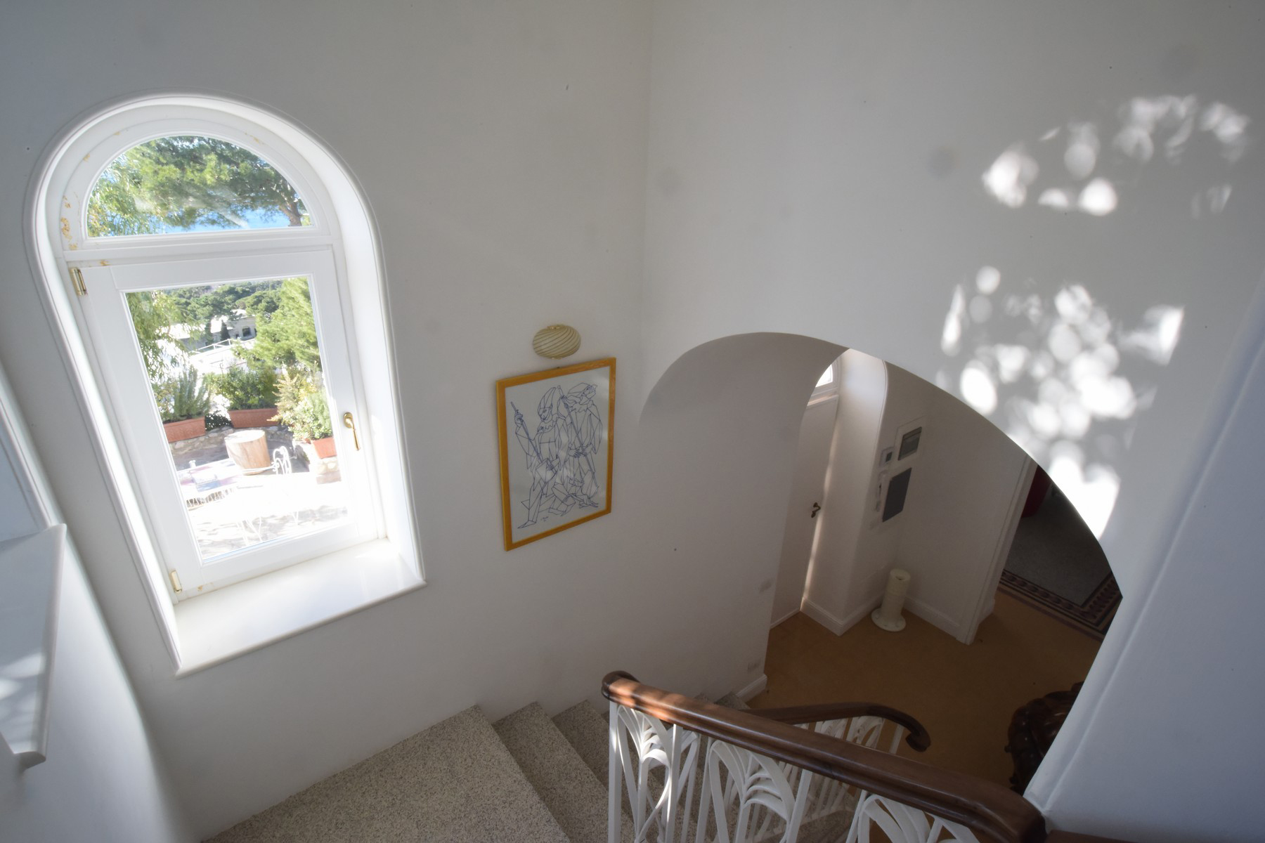Additional photo for property listing at Impressive Villa in the heart of Capri Capri, Naples Italien