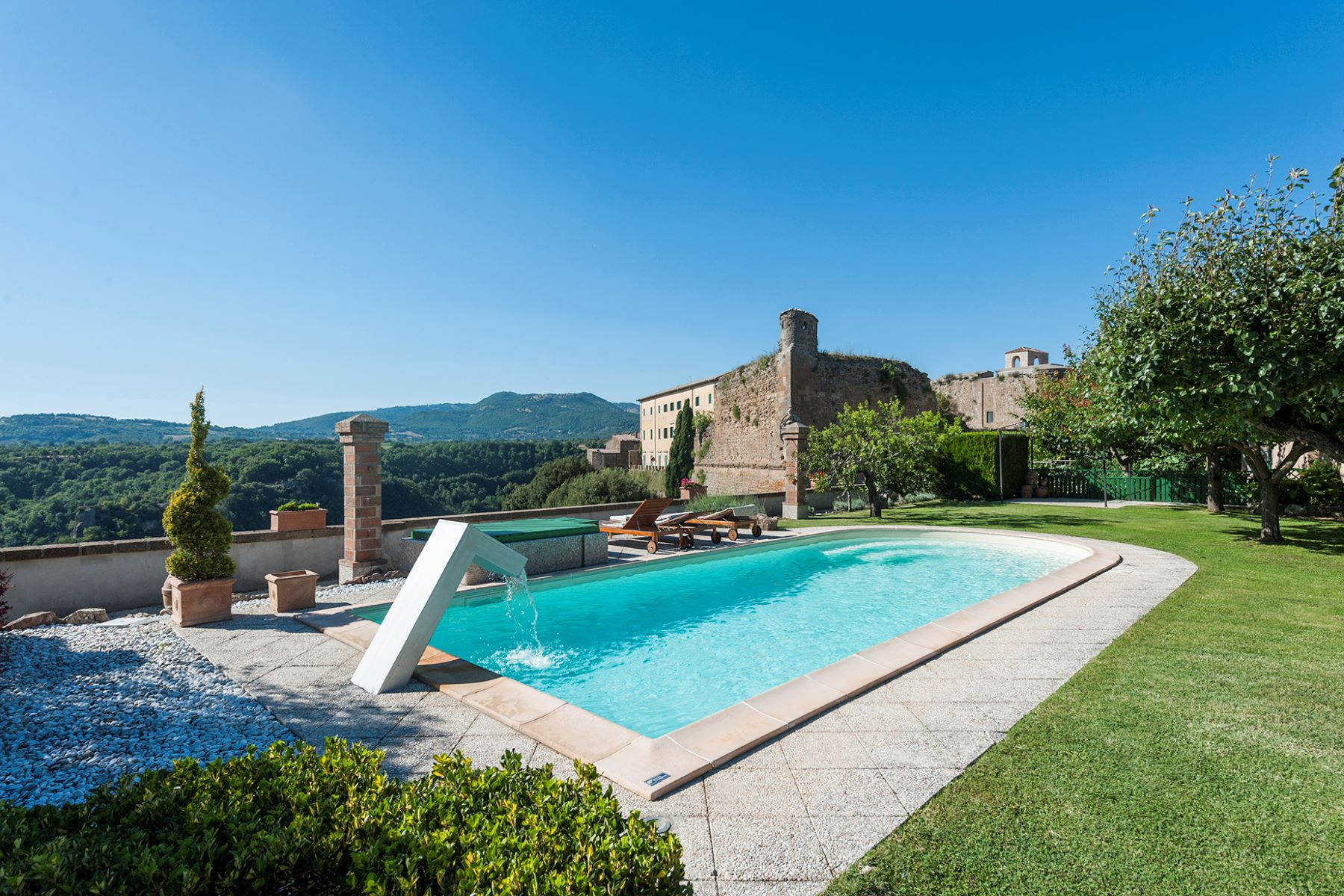 Single Family Home for Sale at Elegant residence in the lower tuscan Maremma Sorano, Grosseto Italy