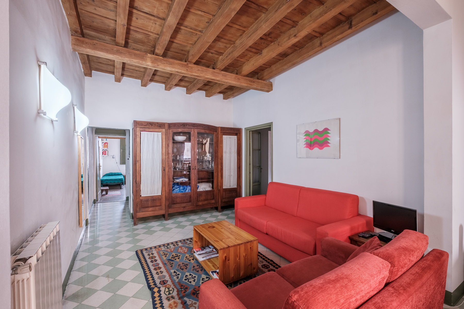 Additional photo for property listing at Characteristic Apartment in Florence city center Via San Zanobi Firenze, Florence 50100 Italia