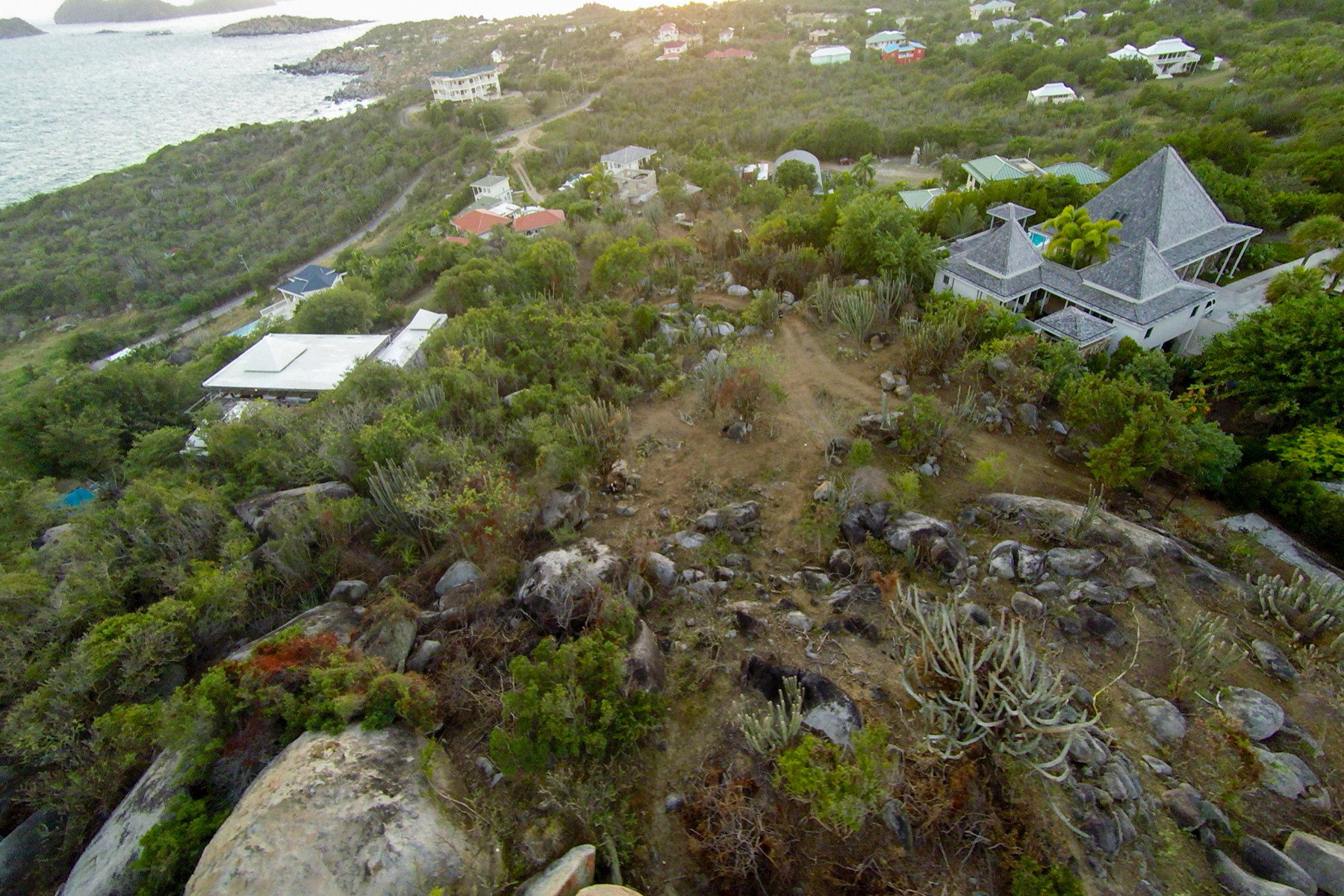 أراضي للـ Sale في Coppermine Ridge Land Spanish Town, Virgin Gorda British Virgin Islands