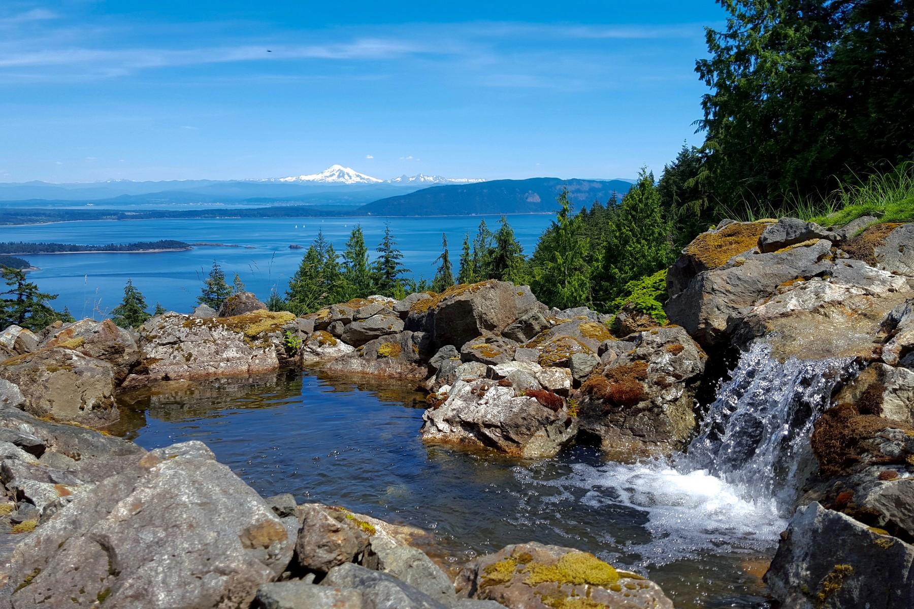 Einfamilienhaus für Verkauf beim Braveheart Estate Orcas Island 301 Falls Drive Eastsound, Washington, 98245 Vereinigte Staaten
