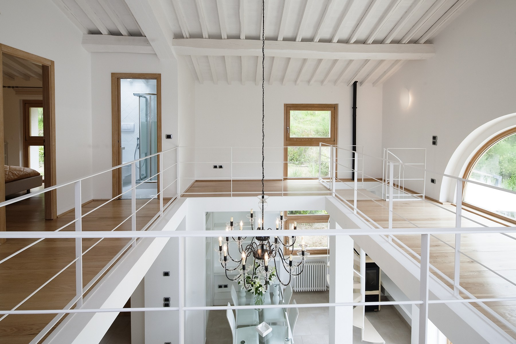Additional photo for property listing at Design house overlooking Perugia Montelaguardia Perugia, Perugia 06135 Italien