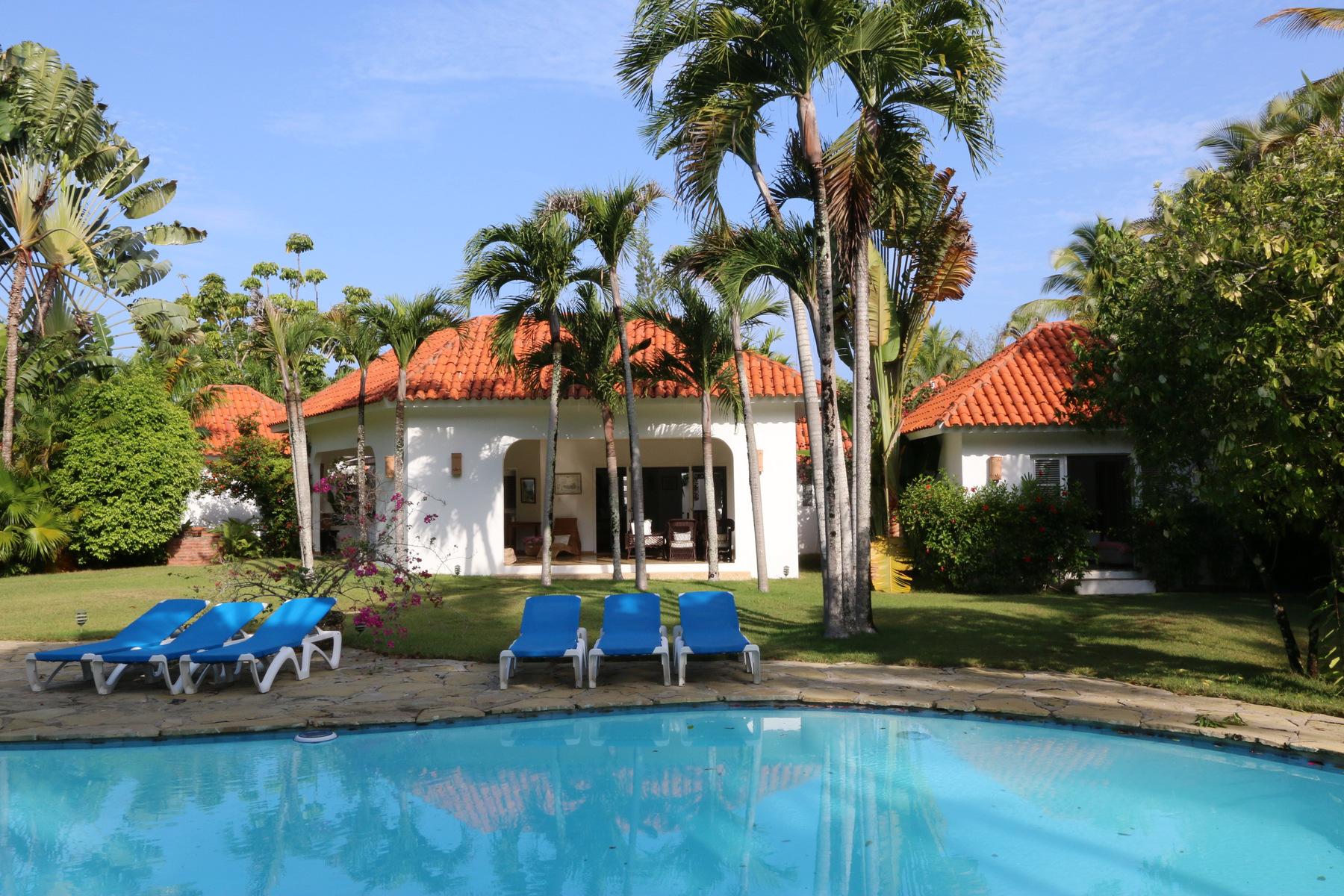 Casa Unifamiliar por un Venta en Sea Horse Ranch 44 Cabarete, Puerto Plata, 57000 República Dominicana