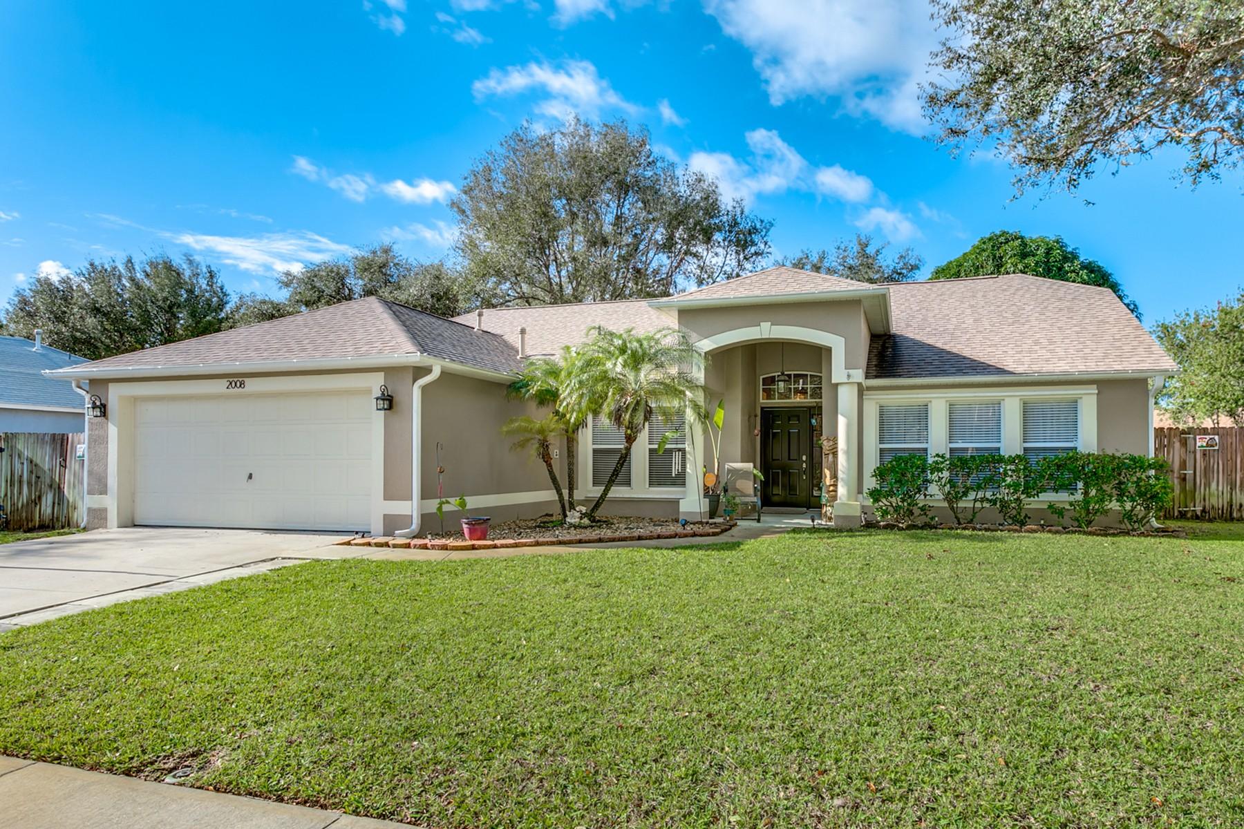 一戸建て のために 売買 アット 2008 Buescher Hill Street Melbourne, フロリダ, 32935 アメリカ合衆国