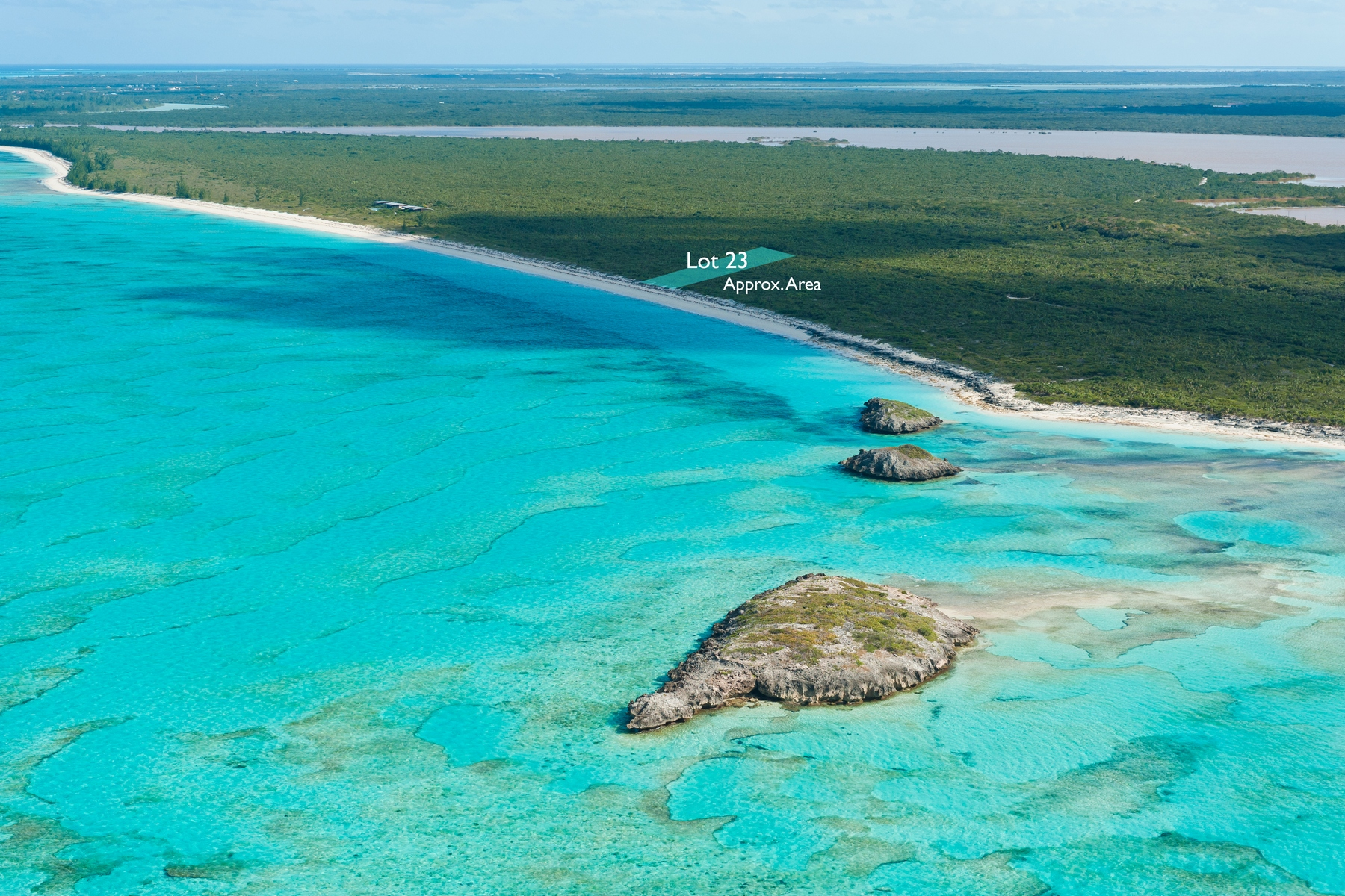 Additional photo for property listing at Beachfront Land Sandy Point Sandy Point, North Caicos Turks And Caicos Islands