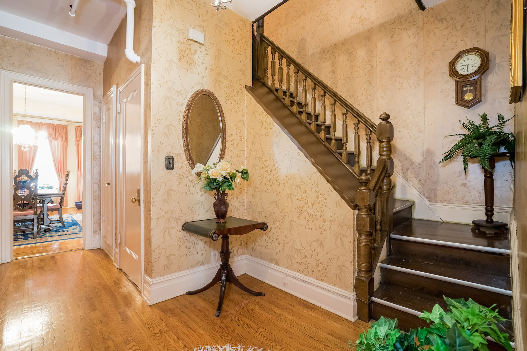 Additional photo for property listing at Elegant Queen Anne Townhome in Park Slope 901 Union Street Brooklyn, New York 11215 United States