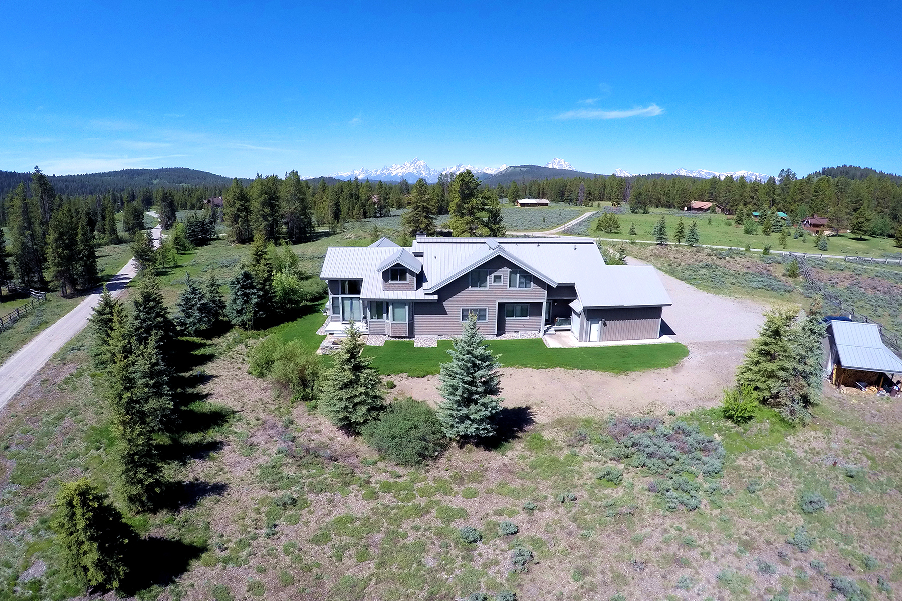 sales property at Live in Grand Teton National Park