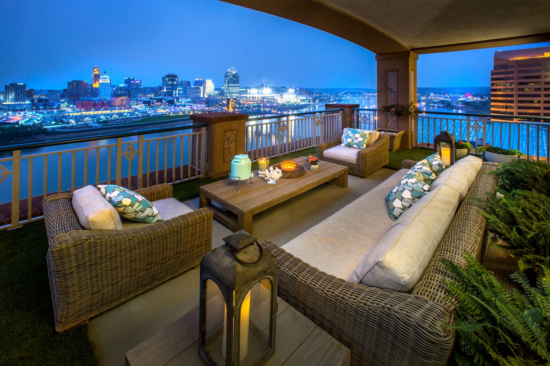 sales property at Riverfront Penthouse