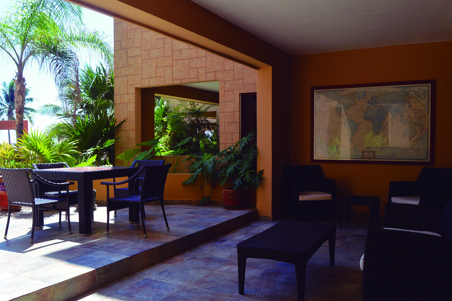 Additional photo for property listing at BEACHFRONT HOME IN A PRIVILEGED LOCATION Beachfront home in a privileged location North 8th Street & 10th Playa Del Carmen, Quintana Roo 77710 Mexico