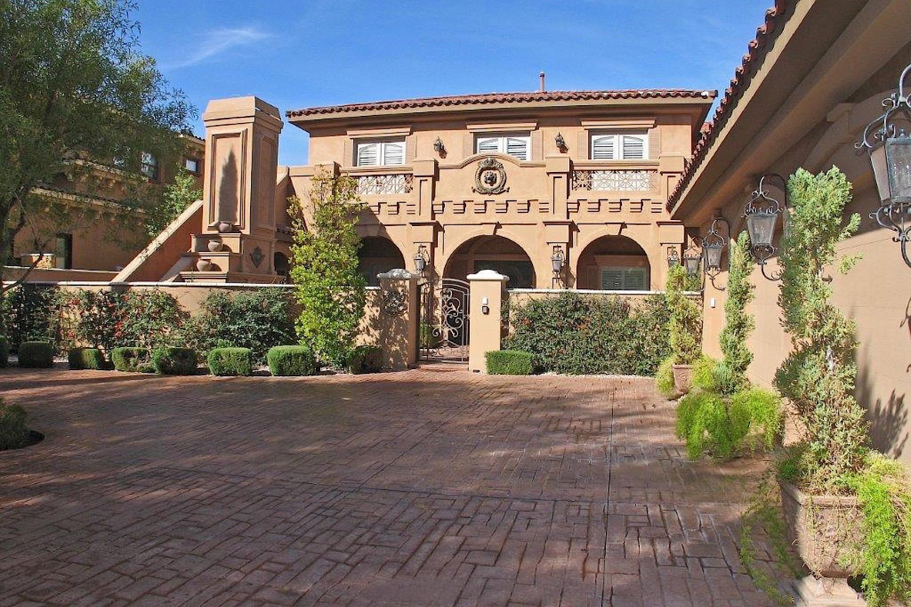 Single Family Home for Sale at 2 Via Modena Ct Henderson, Nevada 89011 United StatesIn/Around: Las Vegas