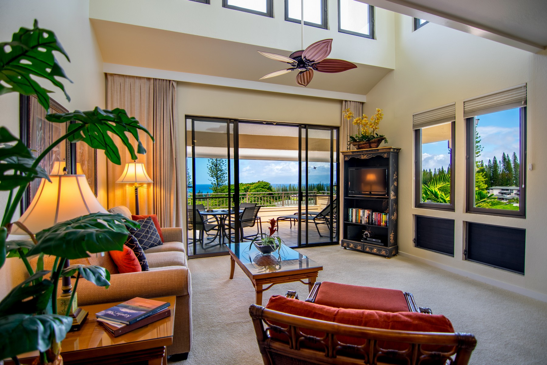 Condominium for Sale at Beautiful Townhouse Golf Villa on Kapalua's Bay Course 500 Kapalua Drive, Kapalua Golf Villas 26T8 Kapalua, Hawaii, 96761 United States