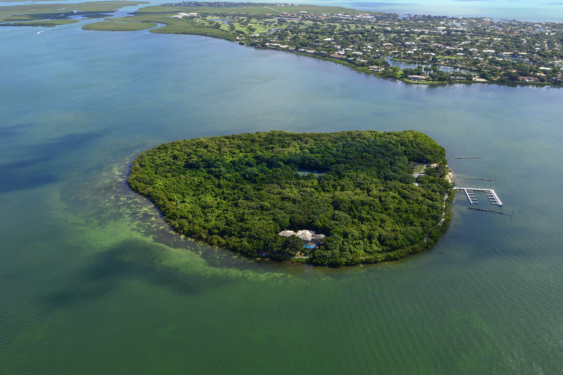 Additional photo for property listing at Pumpkin Key - Private Island in the Florida Keys  Key Largo, Florida 33037 Hoa Kỳ