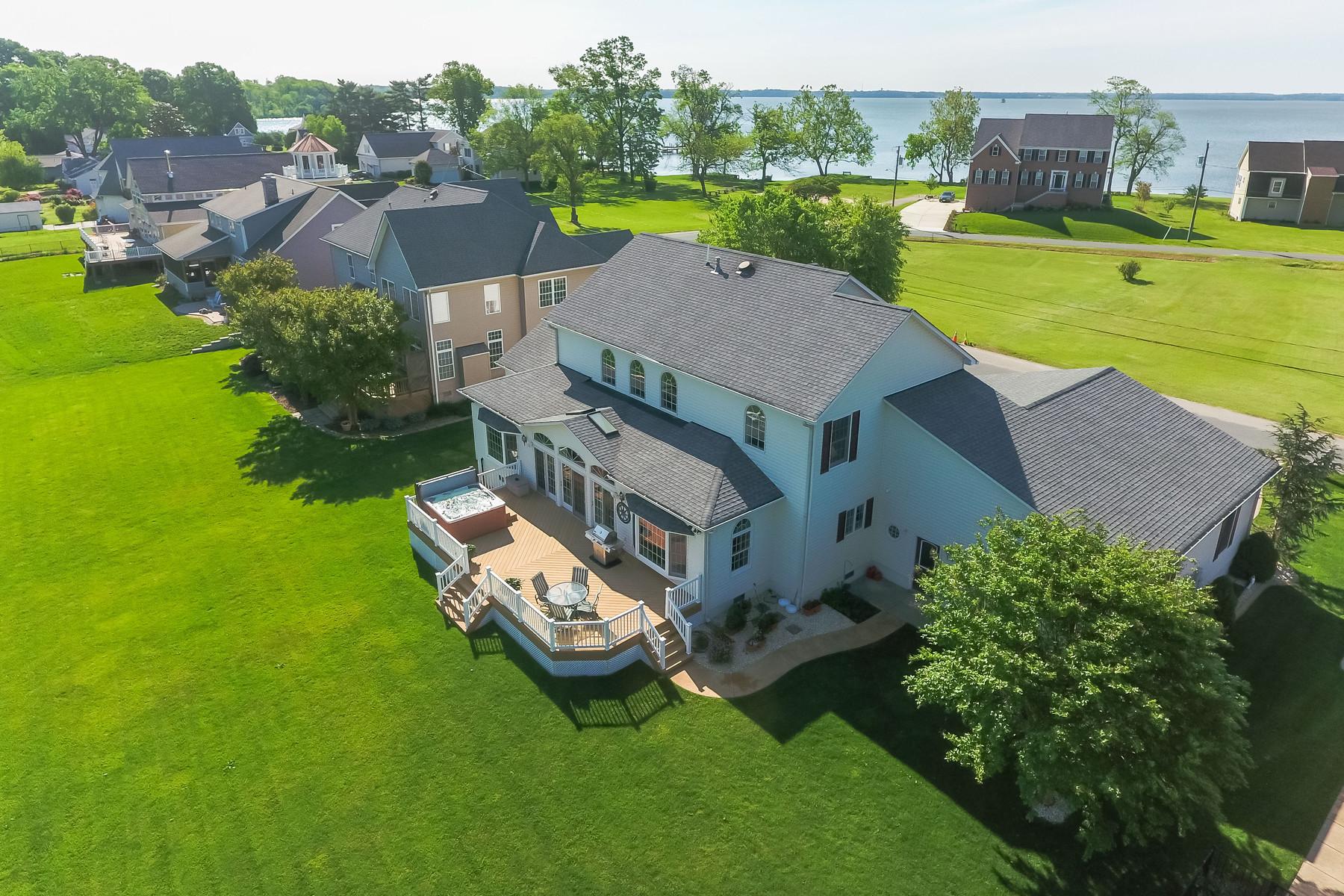 獨棟家庭住宅 為 出售 在 906 Bay Street, Woodbridge Woodbridge, 弗吉尼亞州 22191 美國