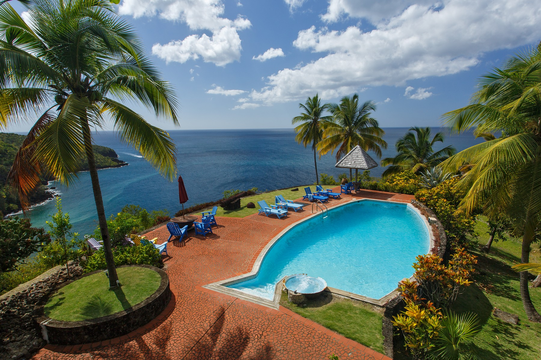 Single Family Home for Sale at Les Chaudieres Anse La Raye, Anse-La-Raye, St. Lucia