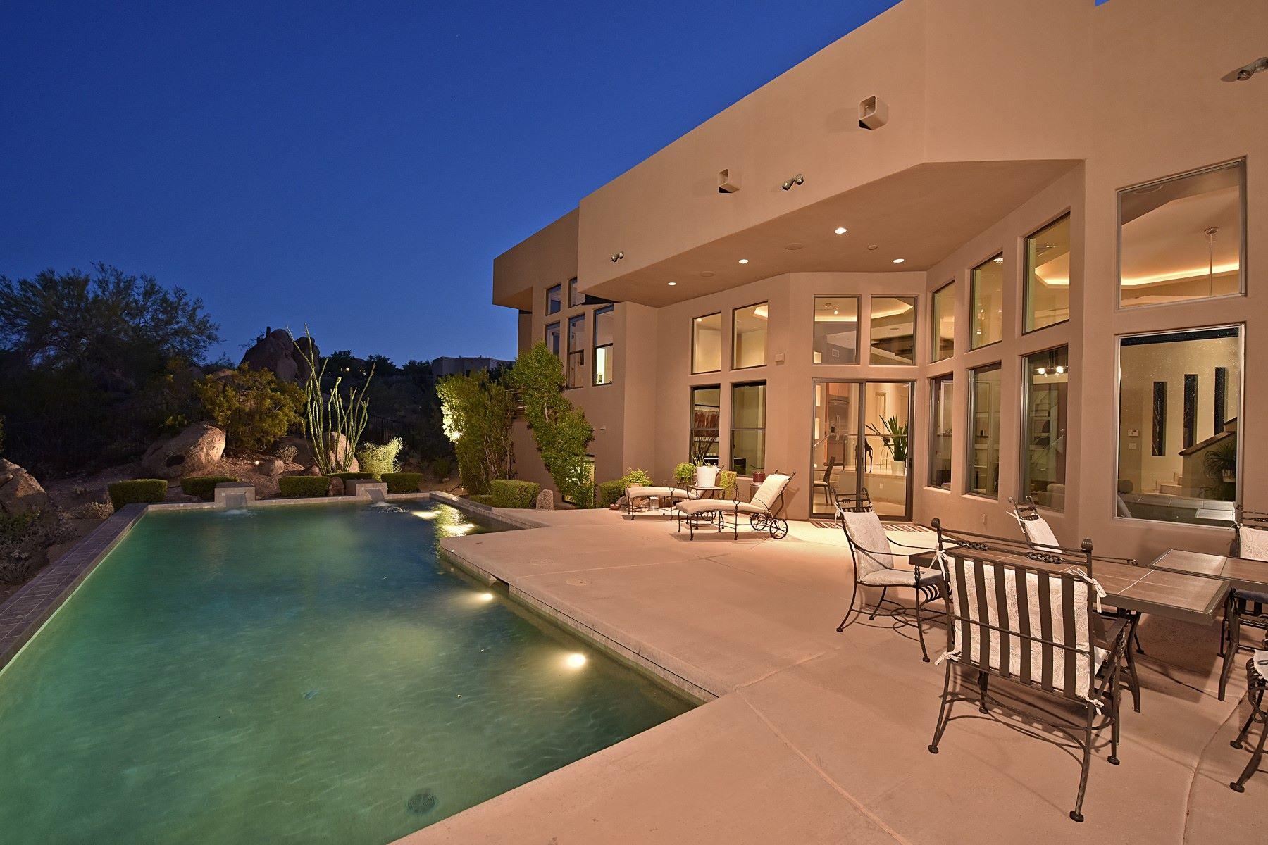 Single Family Home for Sale at Beautiful Stoneridge Estate Fountain Hills, Arizona, 85268 United States