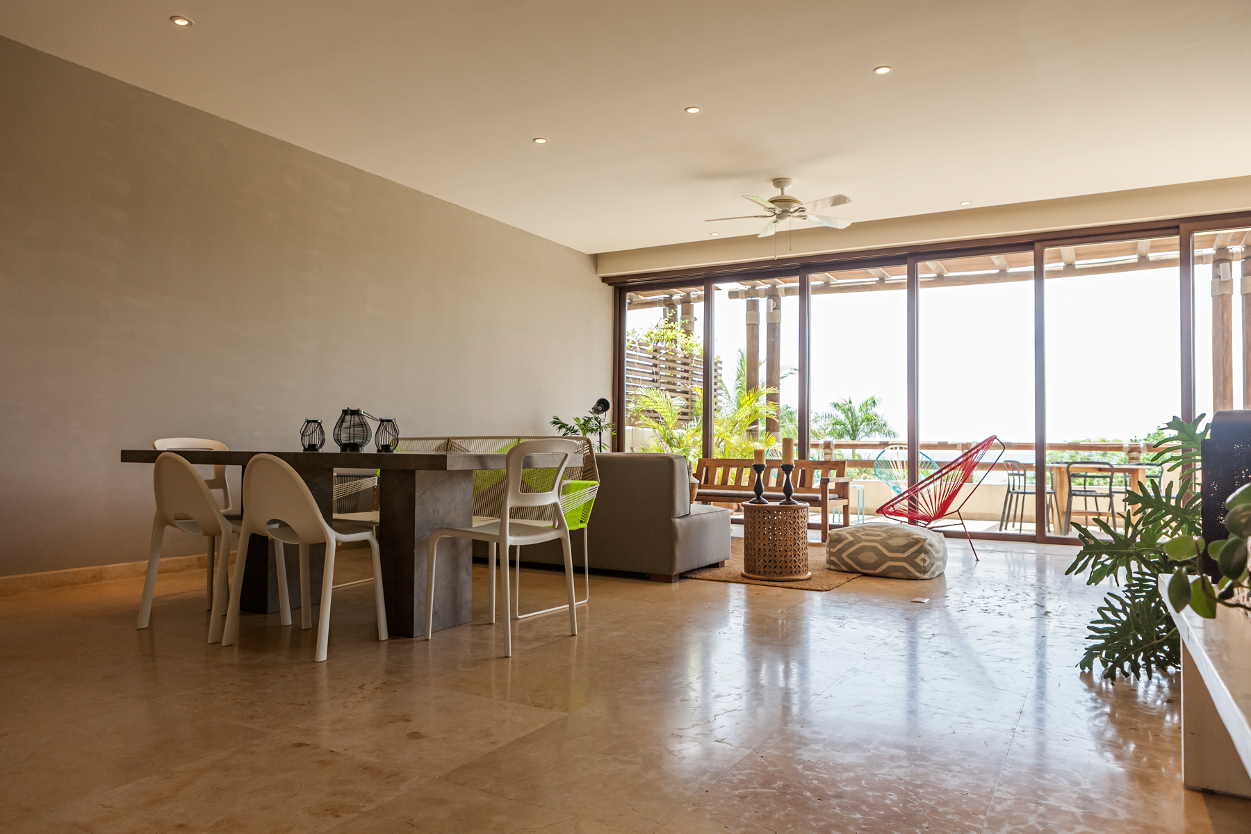 Additional photo for property listing at Los Veneros, Torre Bugambilia 202 Los Veneros Depa 202 Punta De Mita, Nayarit 63734 México
