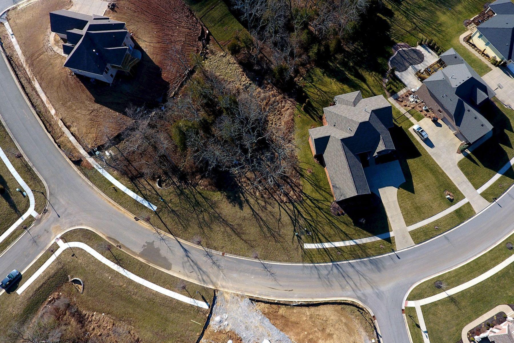 土地 为 销售 在 17008 Shakes Creek Drive 费希维尔, 肯塔基州, 40023 美国
