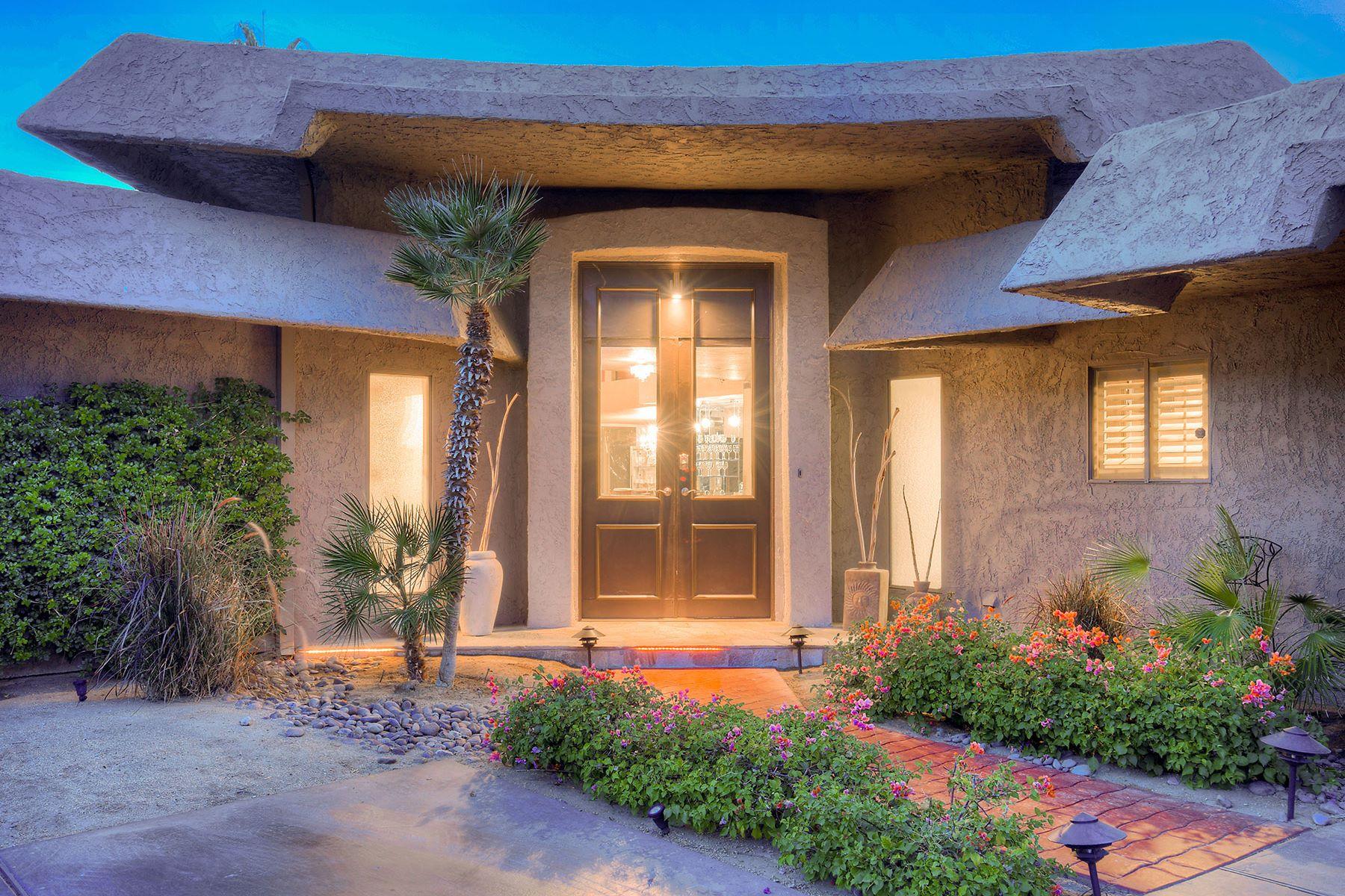 Maison unifamiliale pour l Vente à 77470 Iroquois Drive Indian Wells, Californie 92210 États-Unis