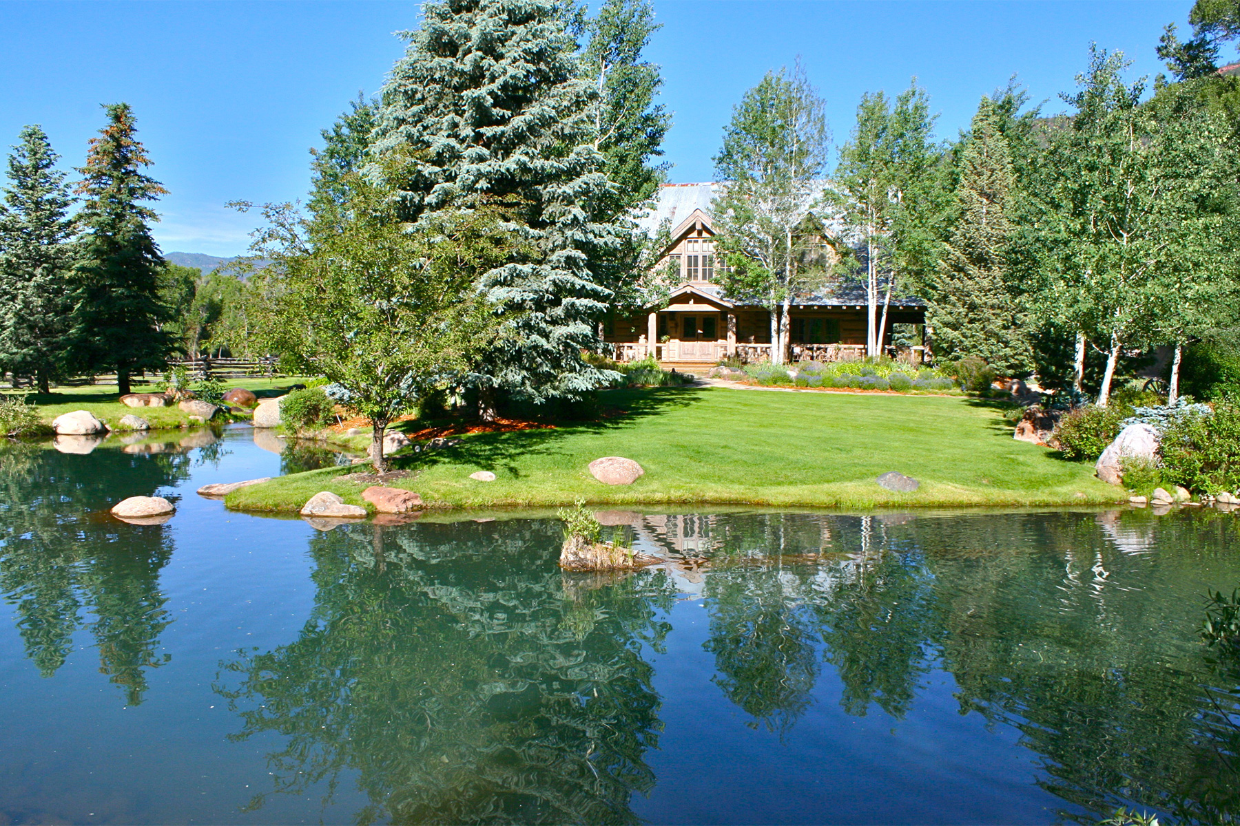 Granjas / Hacienda / Platanción por un Venta en Vega Verde Ranch 10495 CR 250 Durango, Colorado 81301 Estados Unidos