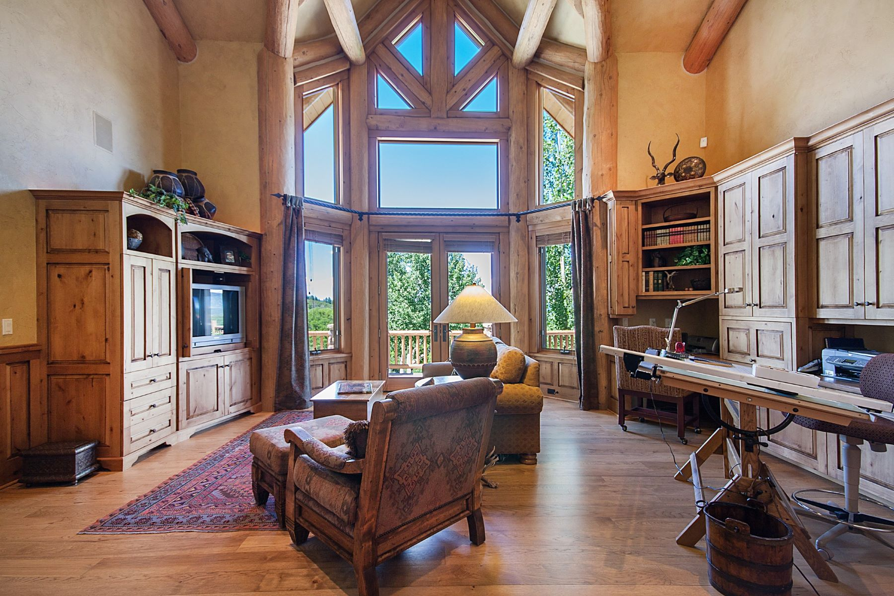 Additional photo for property listing at Lazy K Ranch 27795 County Road 14 Steamboat Springs, Colorado 80487 Estados Unidos
