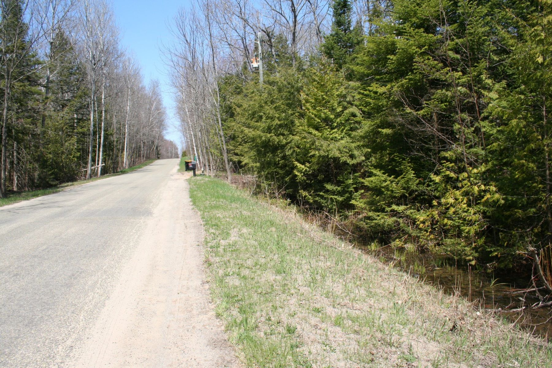Land for Sale at TBD Spring Street Charlevoix, Michigan, 49720 United States