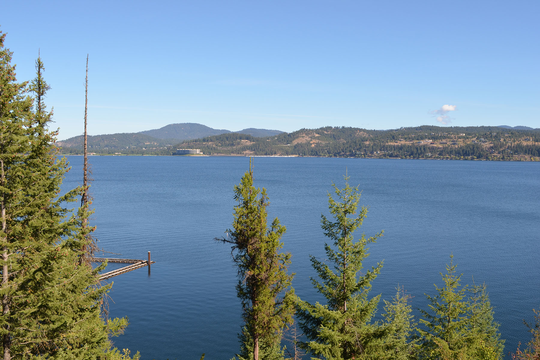 Terrain pour l Vente à Resort View NNA Mockingbird Lp Harrison, Idaho, 83833 États-Unis